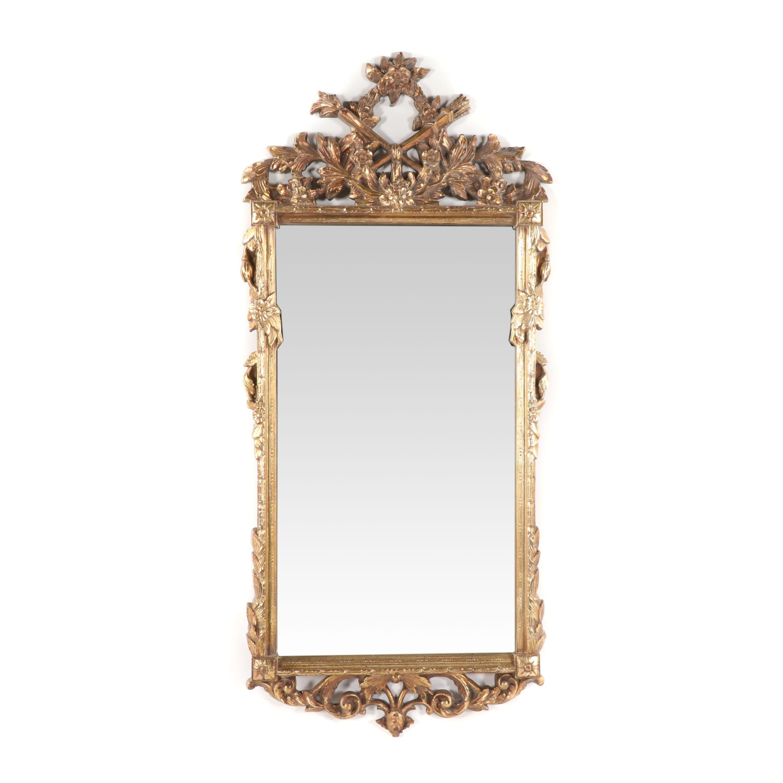Louis XV Style Gilt Mirror, 21st Century