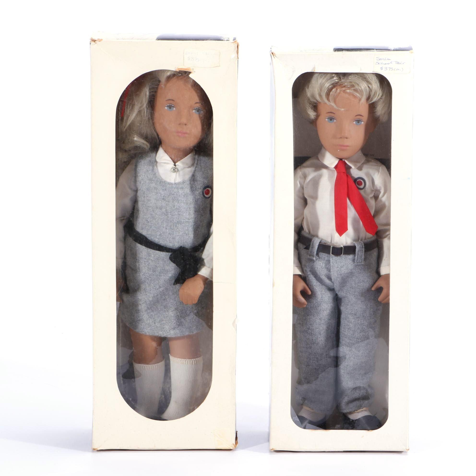 Vintage Sasha Dolls