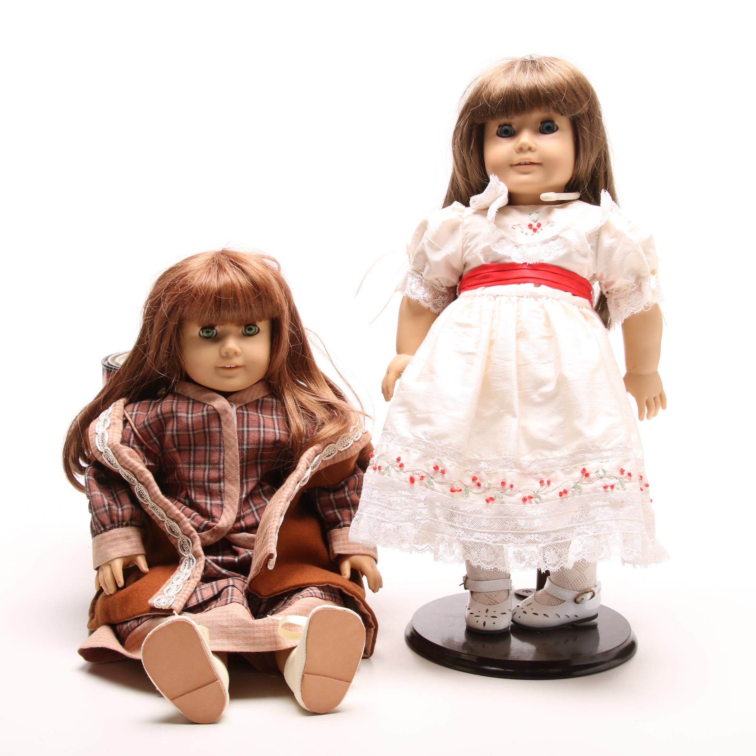 """Mid-1990s American Girl """"Just Like Me"""" Dolls"""