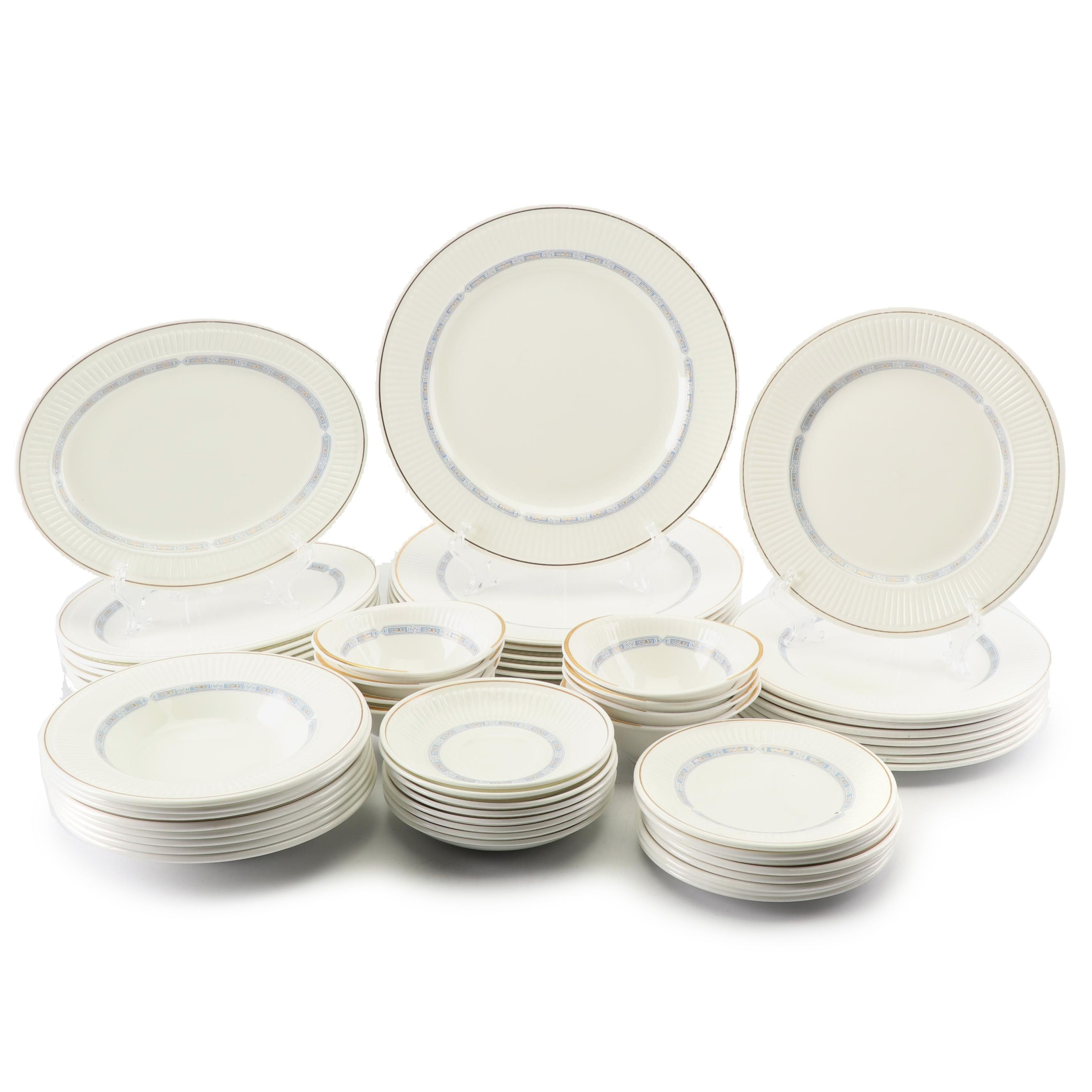 "Wedgwood ""Insignia"" Bone China Dinnerware"