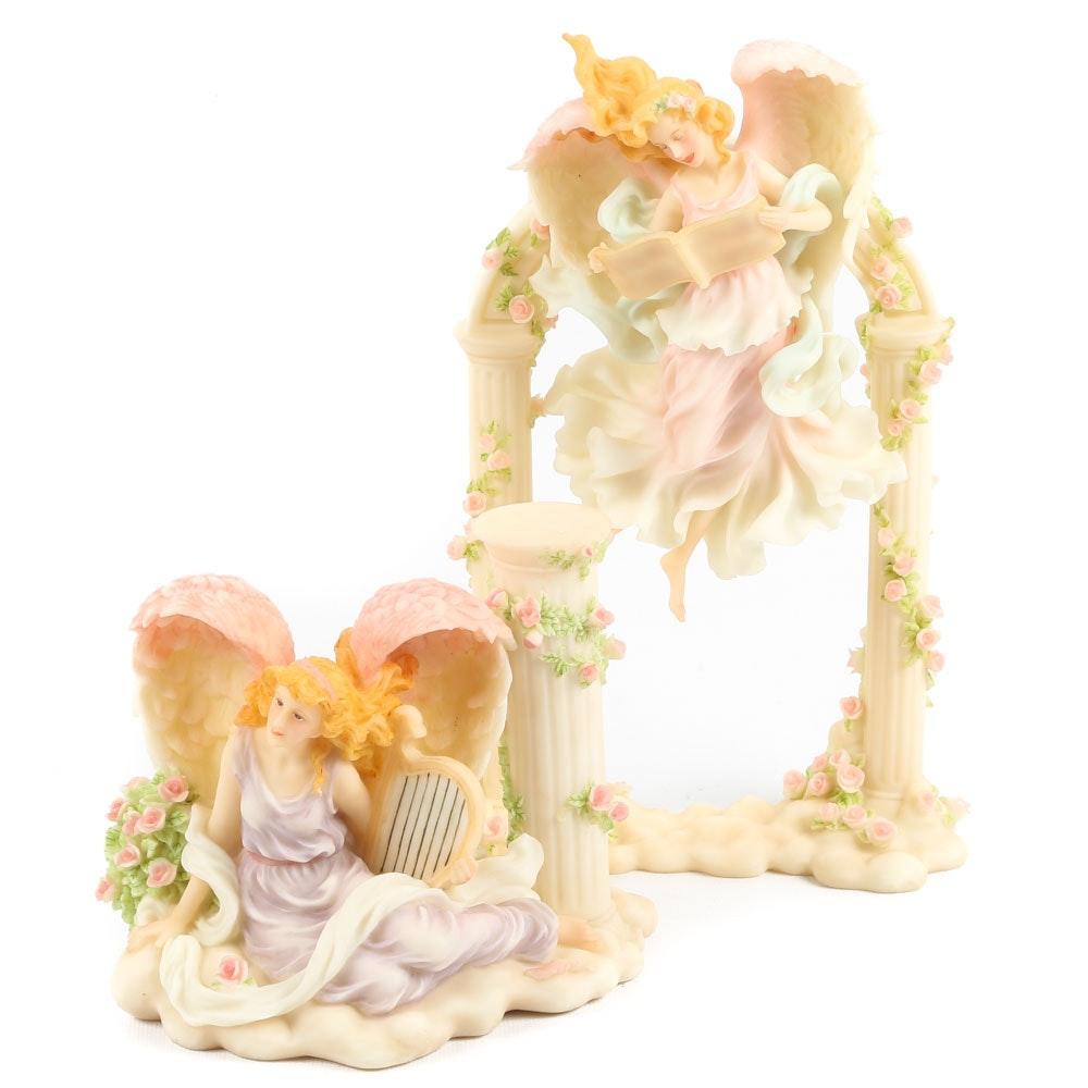 Seraphim Classics Heaven on Earth Angel Figurines