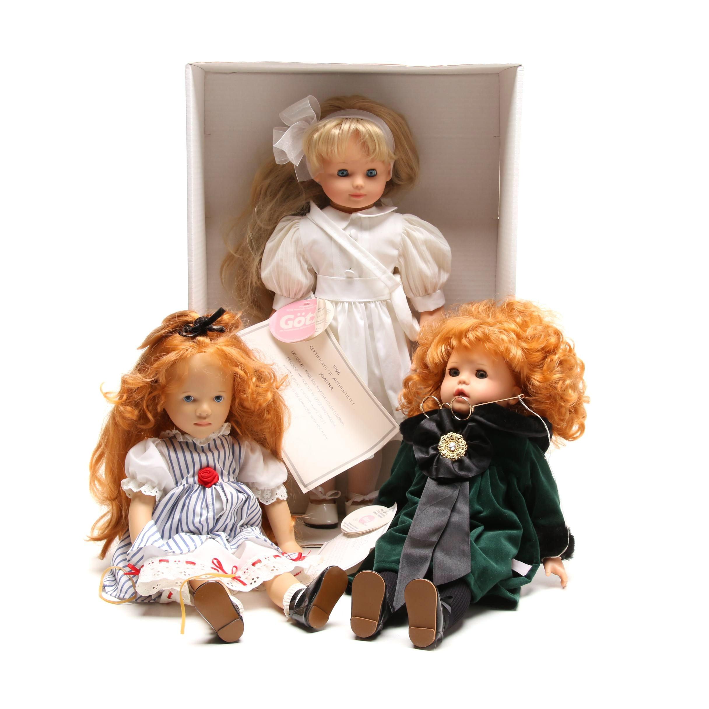 Götz Baby Dolls