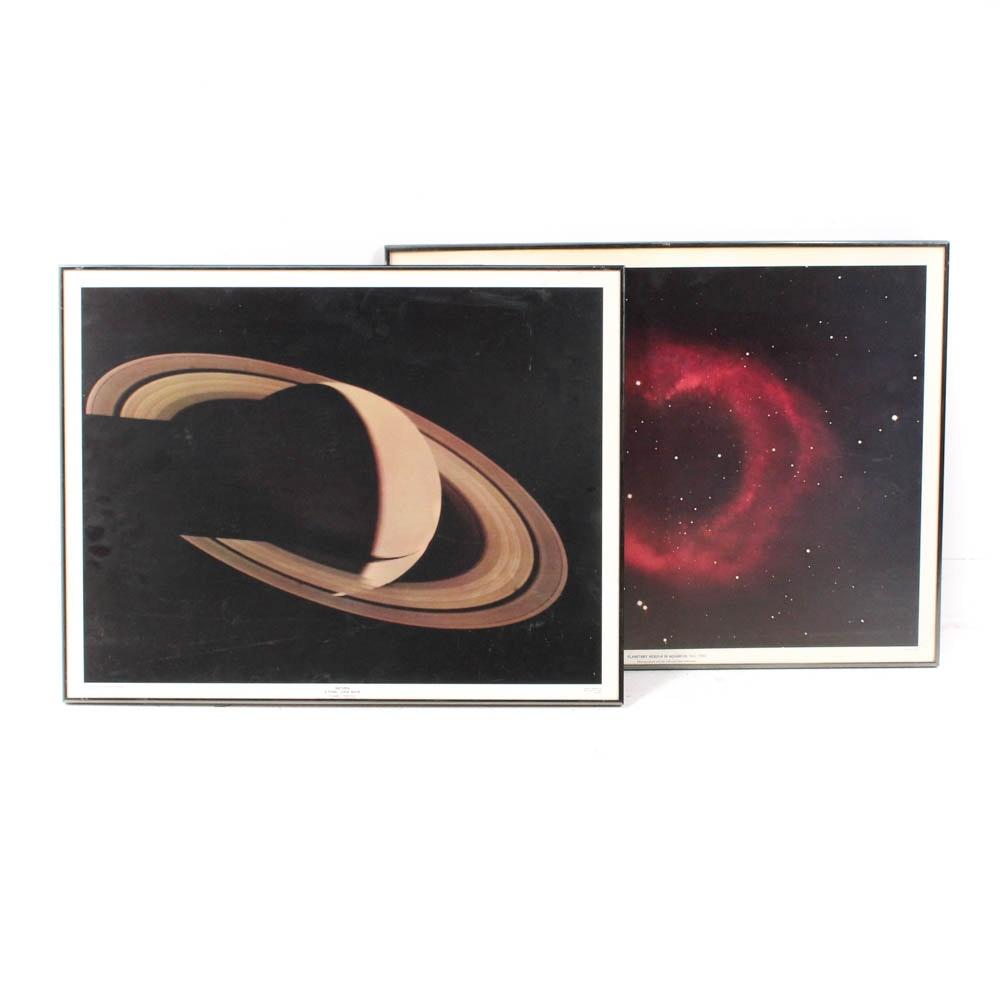 Astronomical Offset Prints