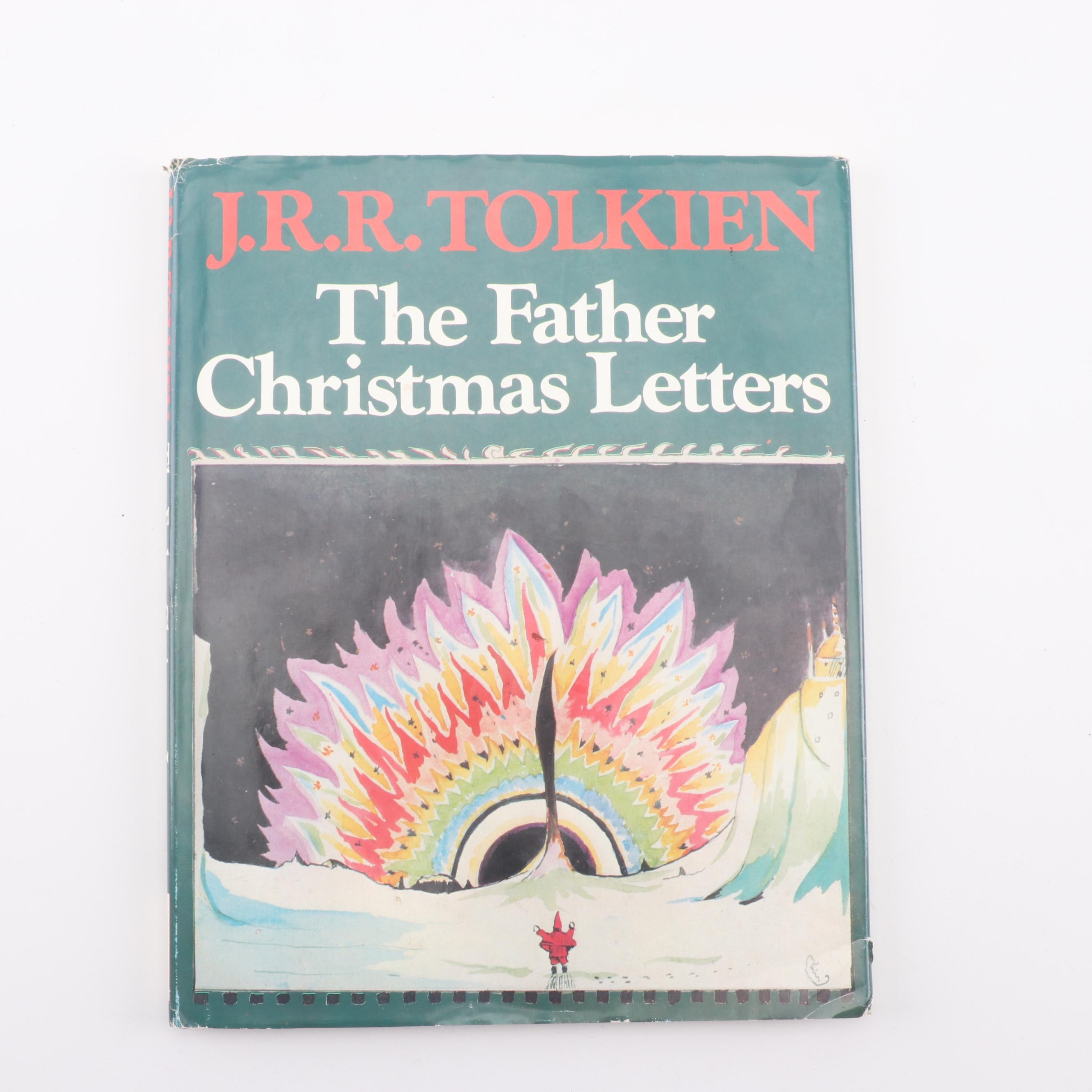"1976 ""The Father Christmas Letters"" by J. R. R. Tolkien"