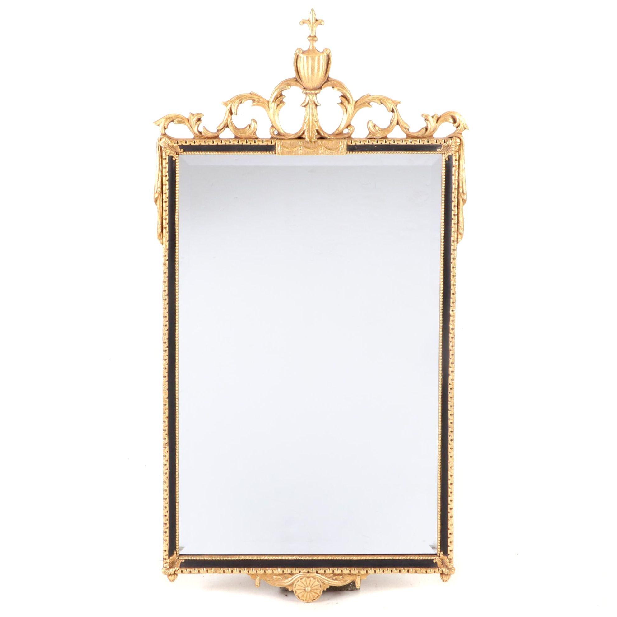 Friedman Brothers Hepplewhite Gilt Mirror