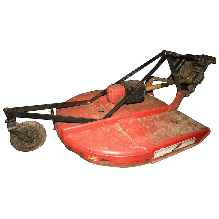Bush Hog Rotary Mower Attachment