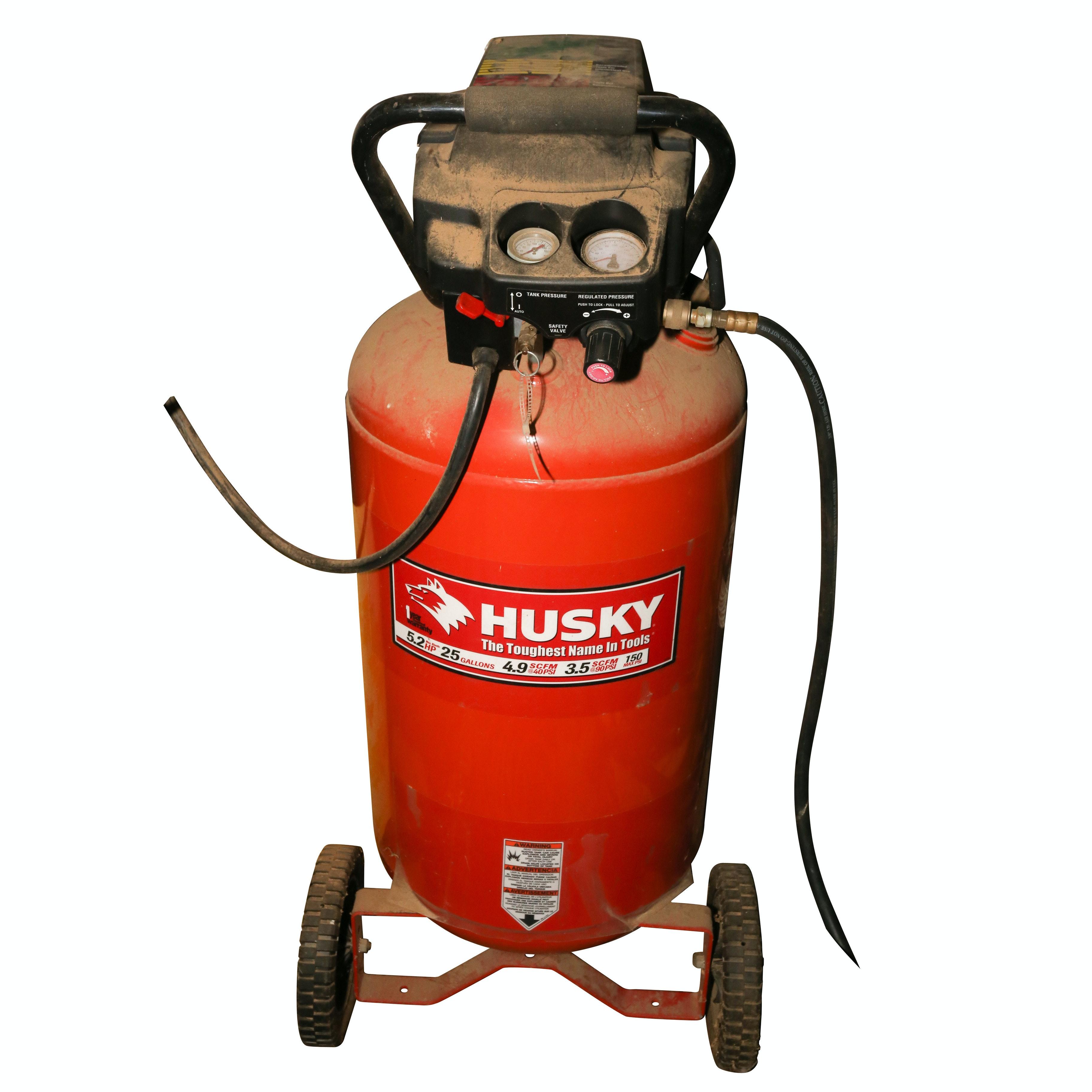 Husky 25 Gallon Air Compressor