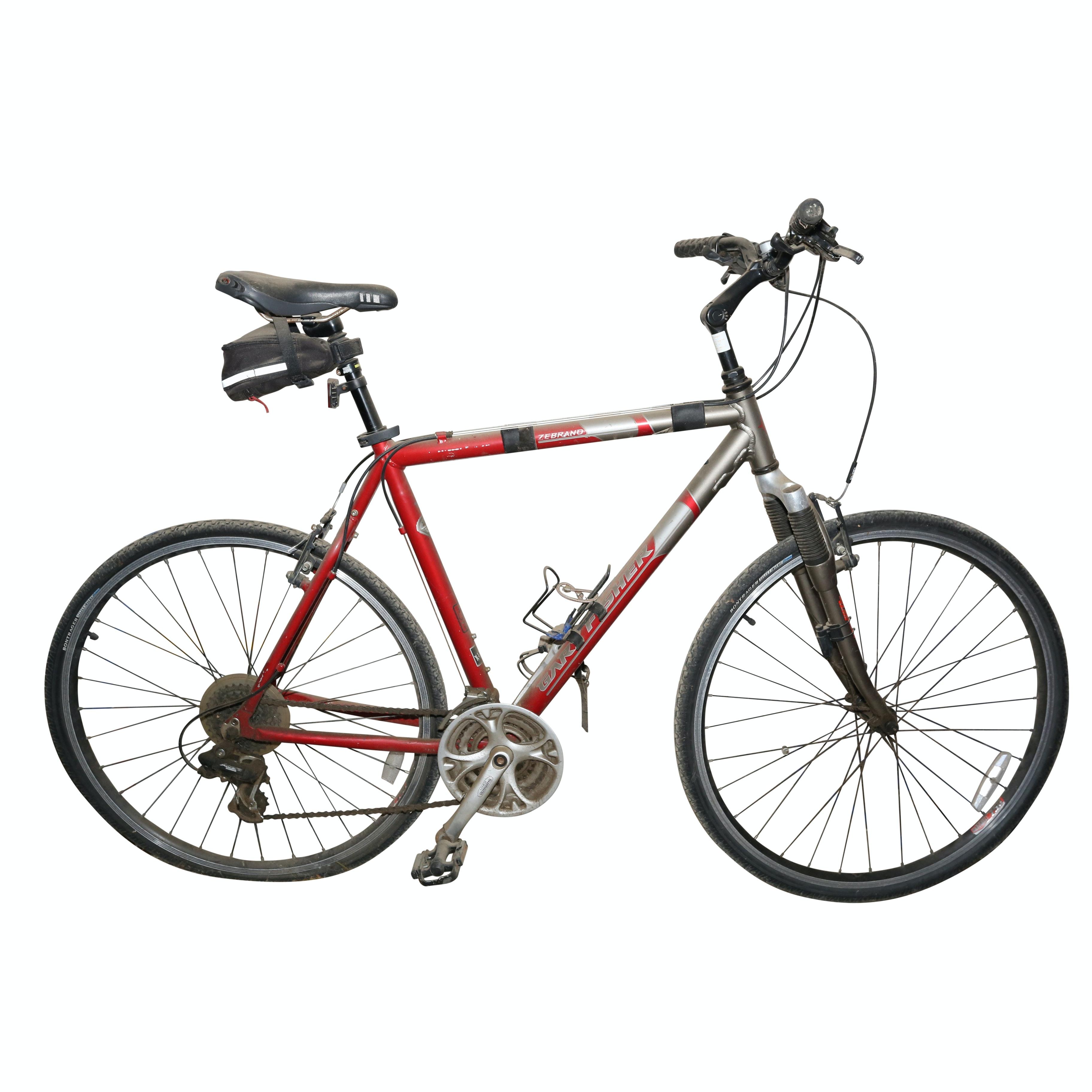 Gary Fisher Zebrano Hybrid Bicycle