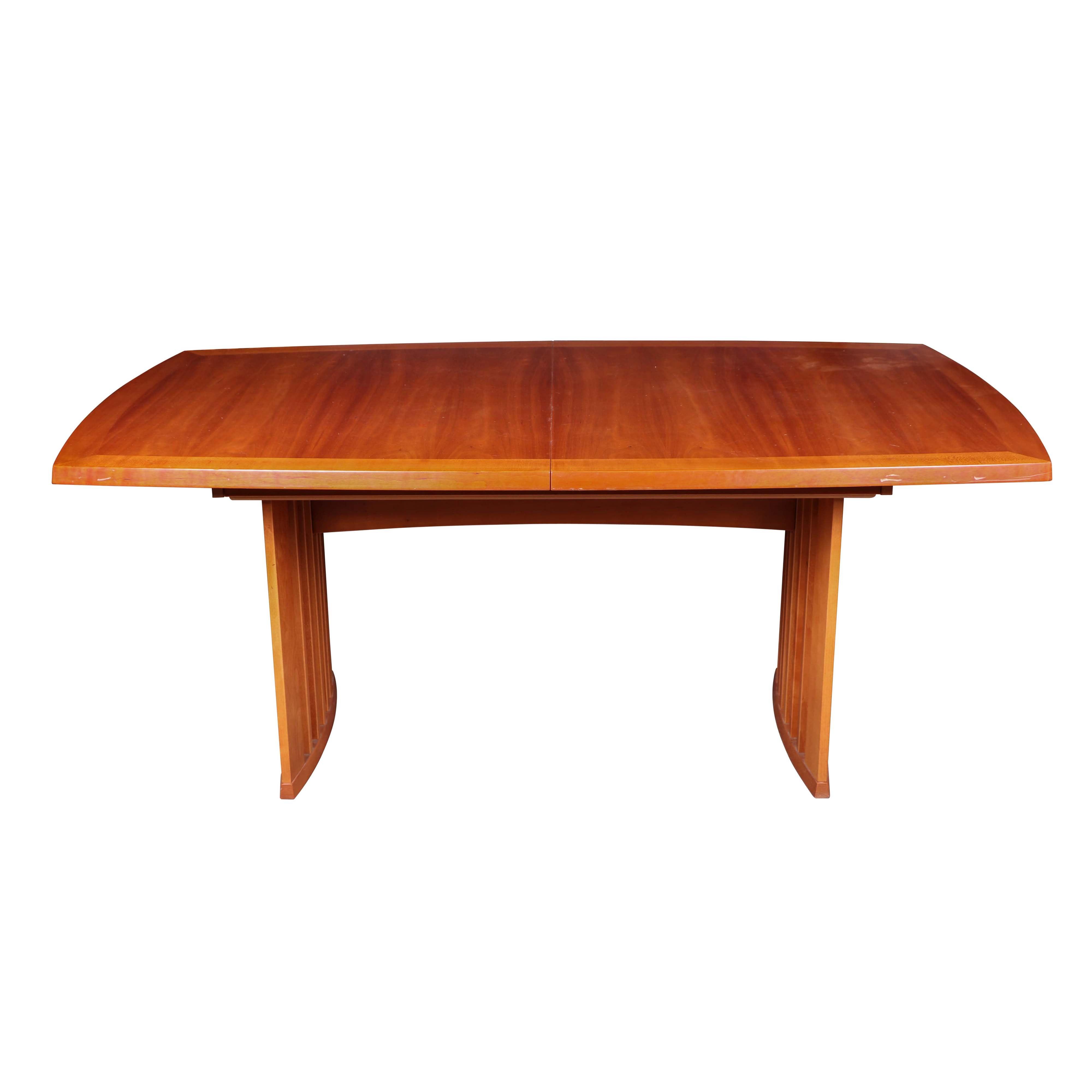 Danish Modern Teak Dining Table by Skovby, 20th Century