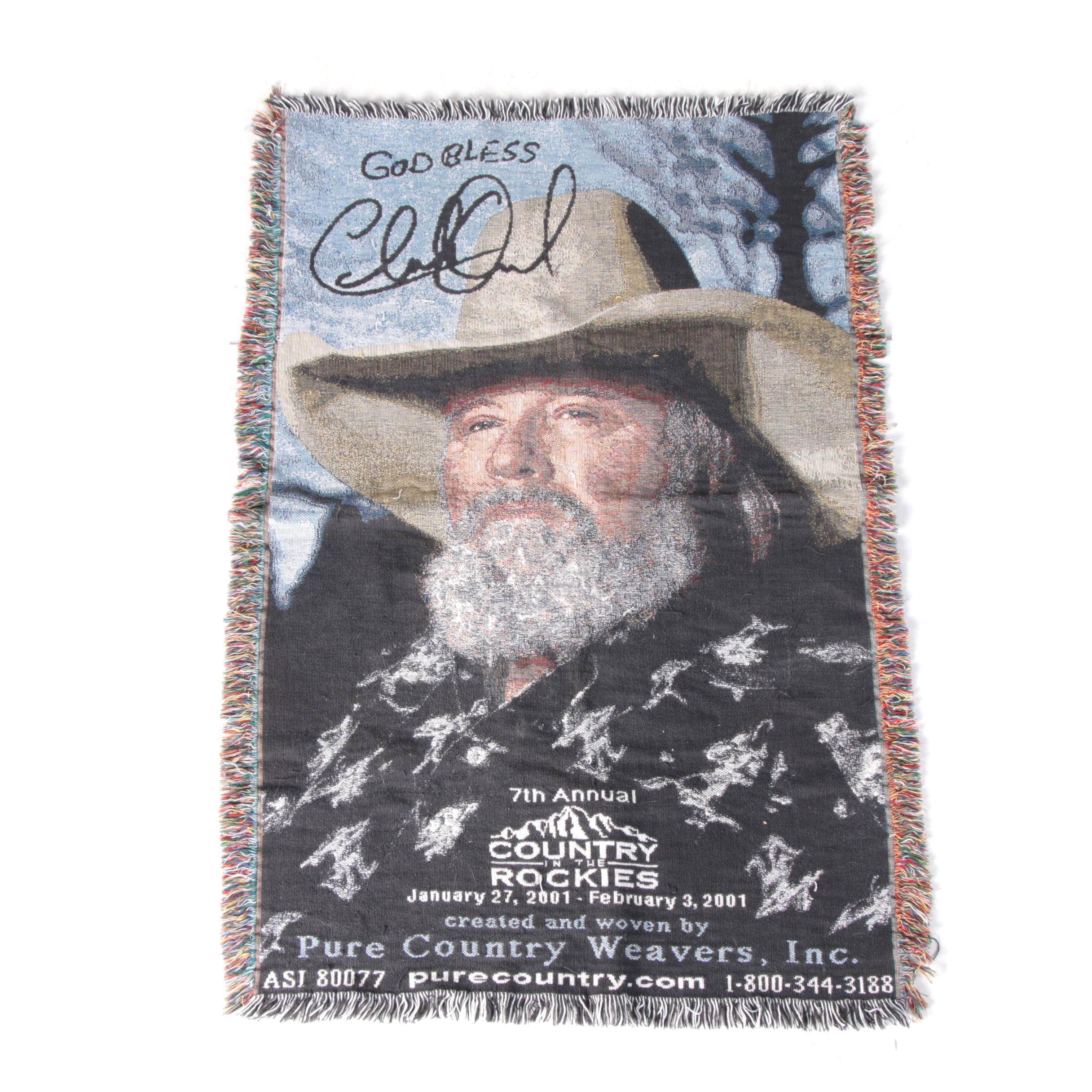 "Pure Country Weavers ""Country in the Rockies"" Woven Throw"