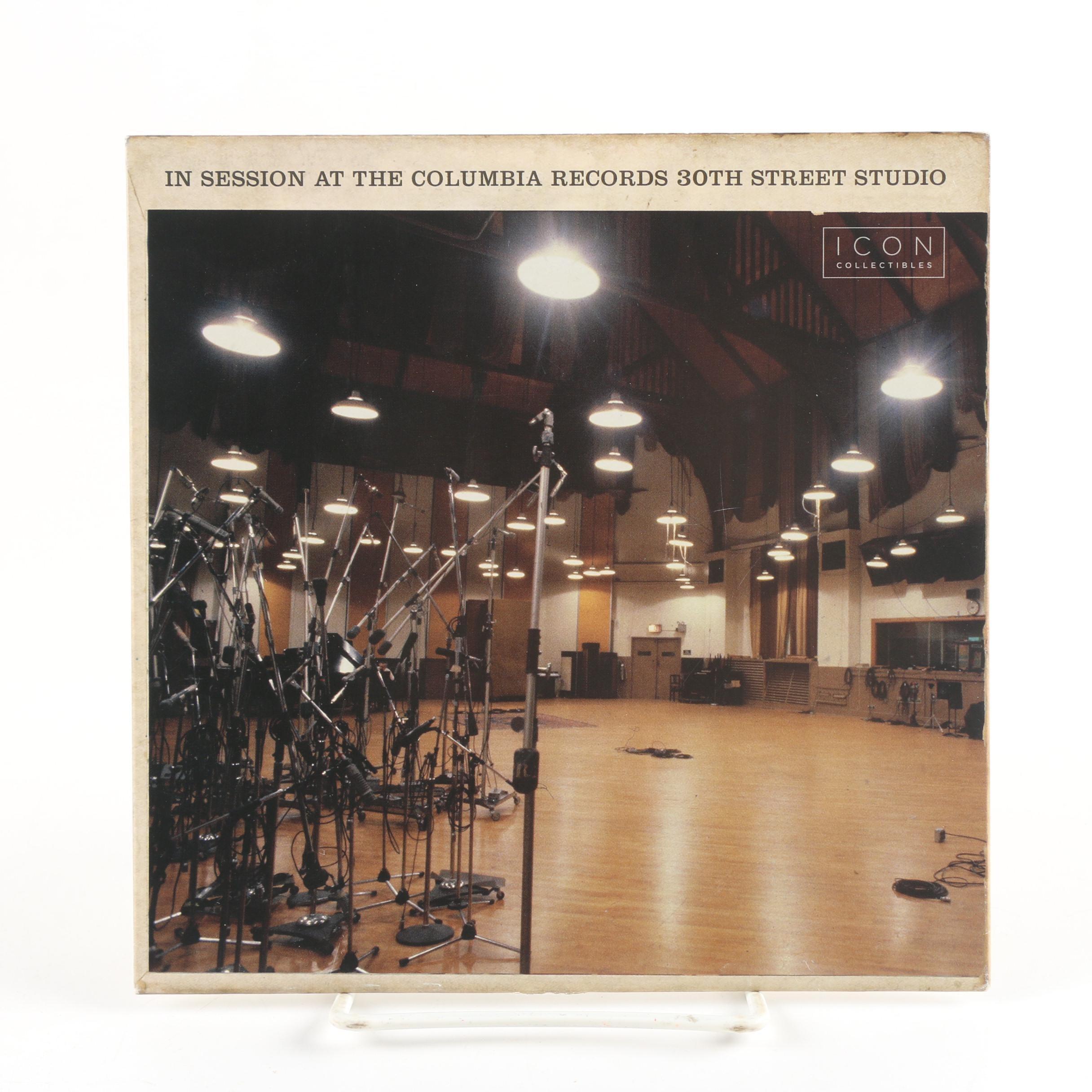 VIP Morrison Hotel 45 RPM Vinyl Record Featuring Bob Dylan and Tony Bennett