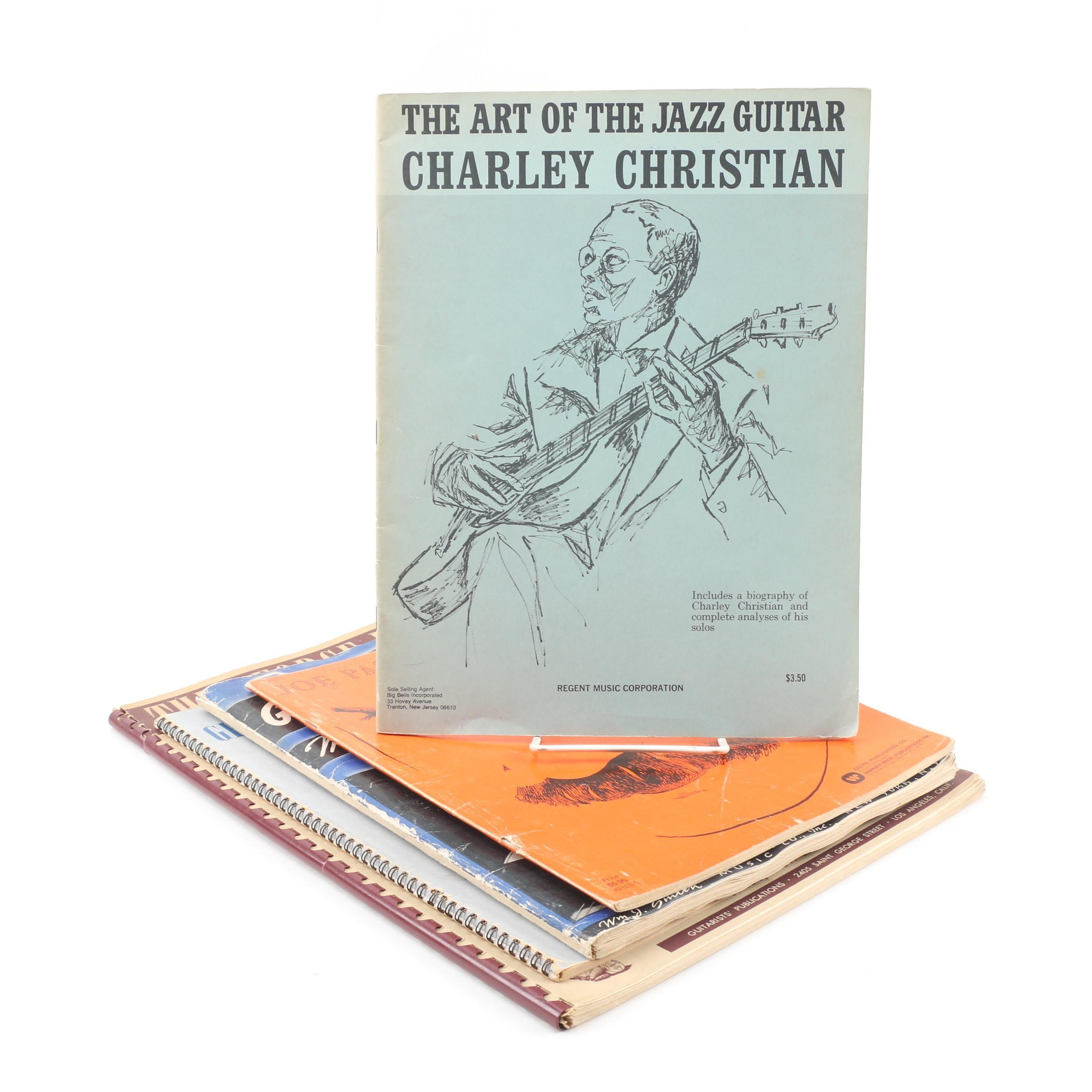 Guitar Methods Music Books, 1939 - 1970