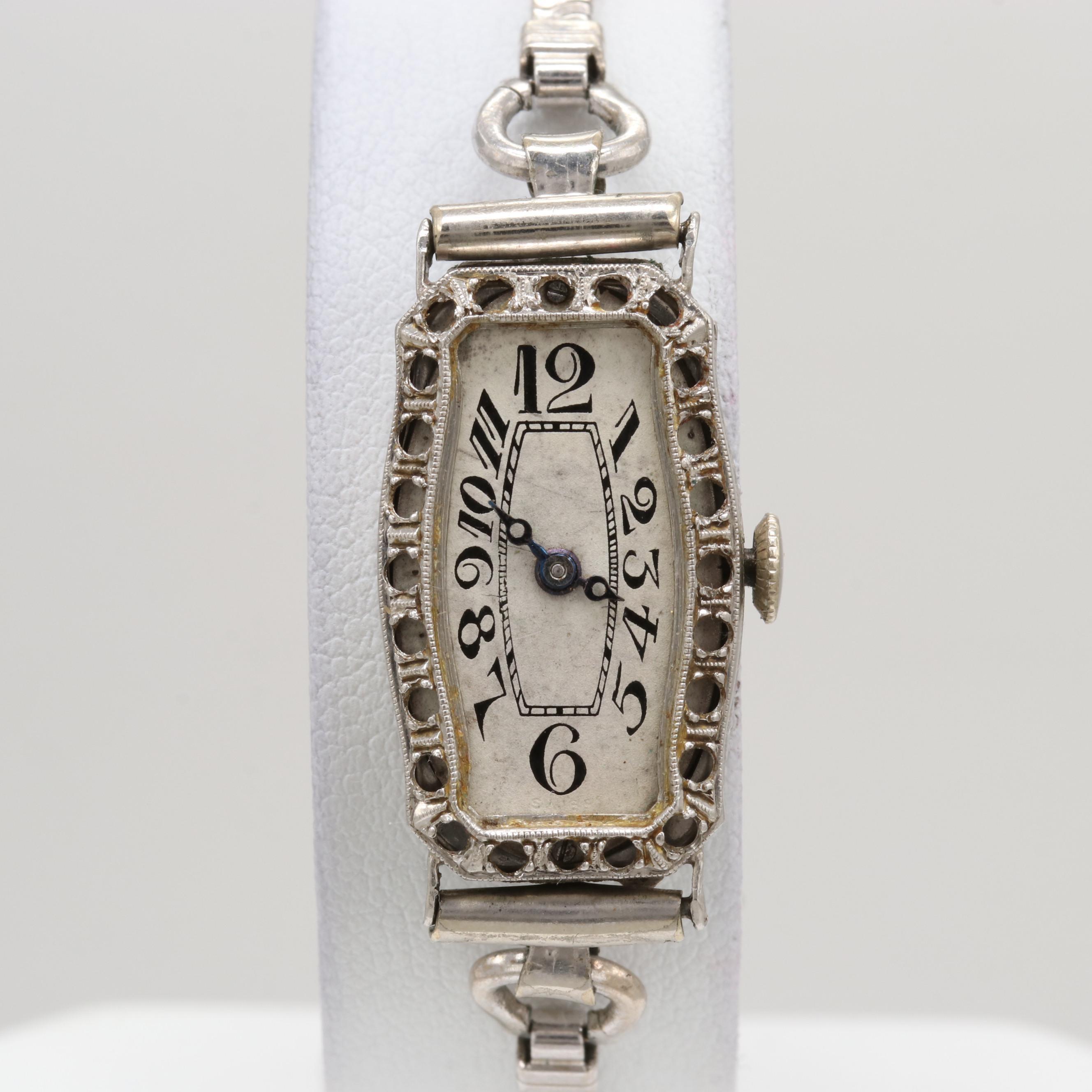 Platinum Watch Case