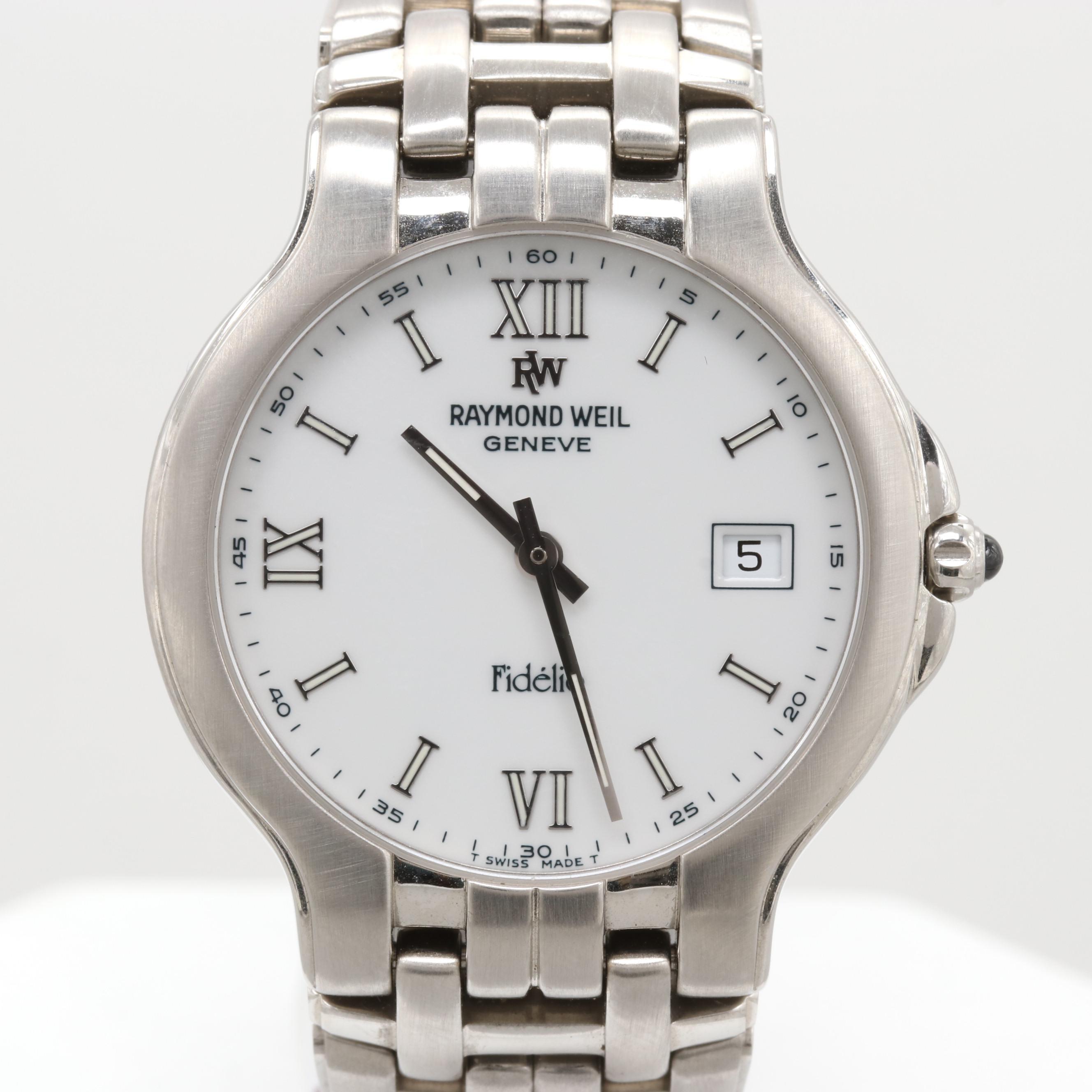 Raymond Weil Fidélio Quartz Wristwatch
