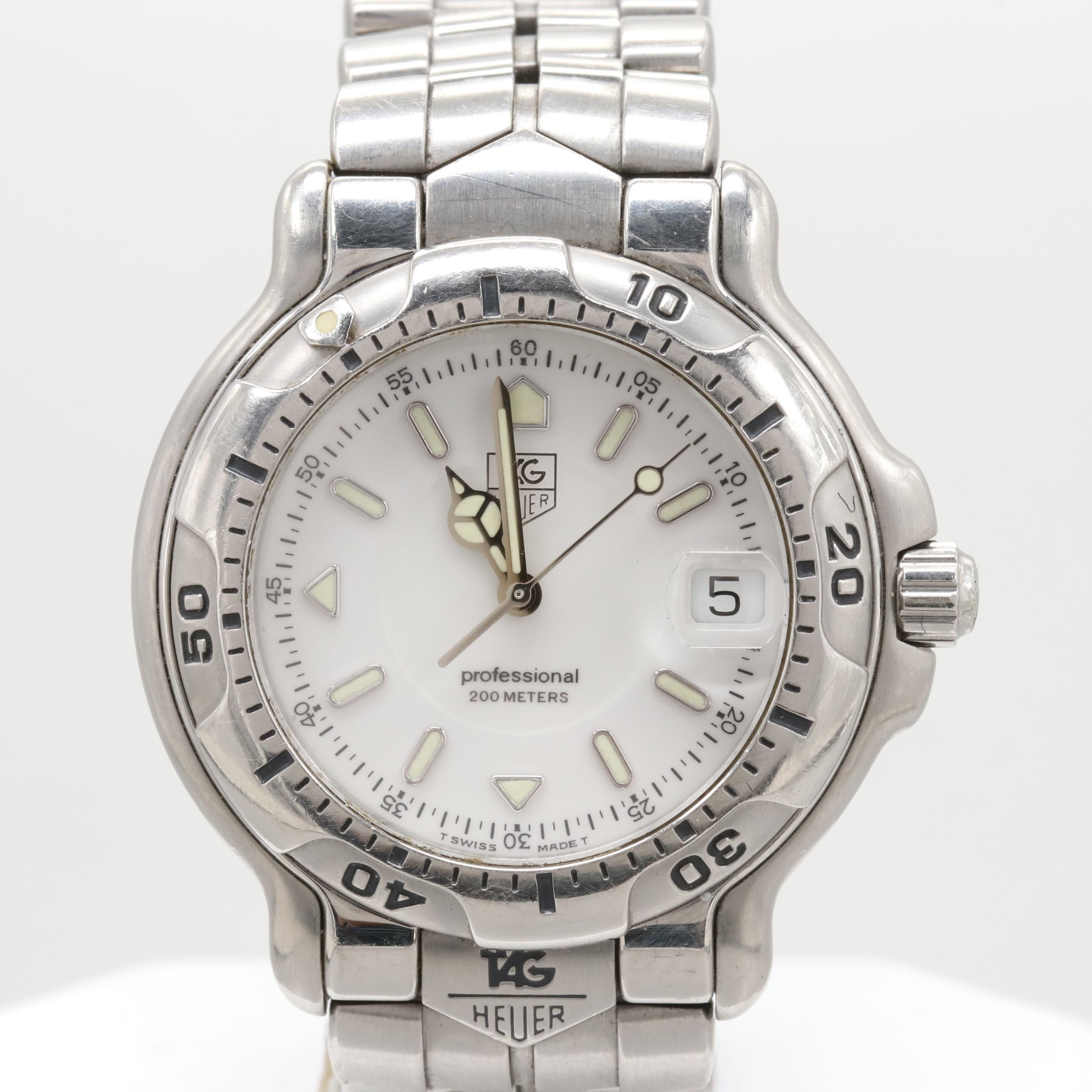TAG Heuer 6000 Series Quartz Wristwatch