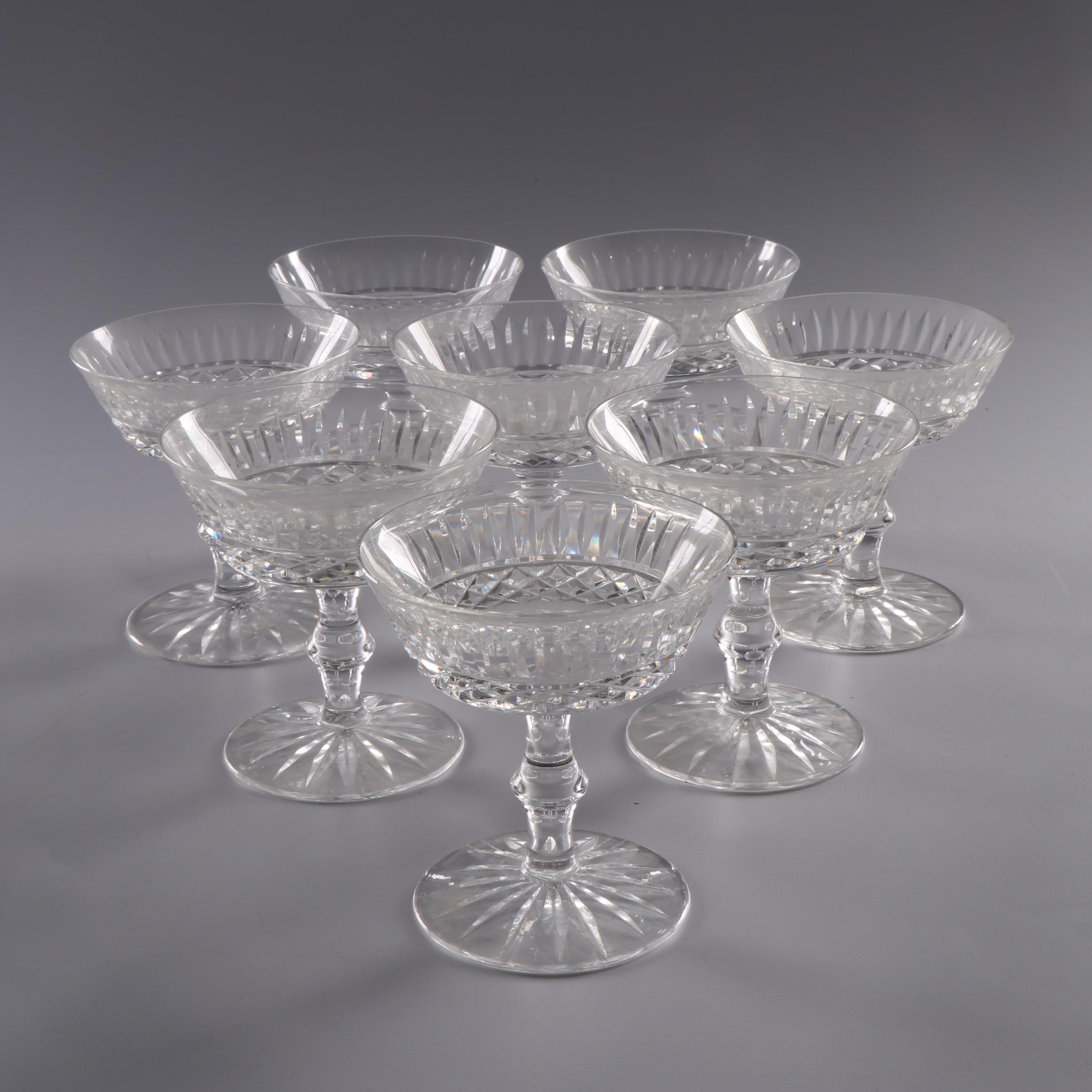 Waterford Crystal Champagne Coupes Set