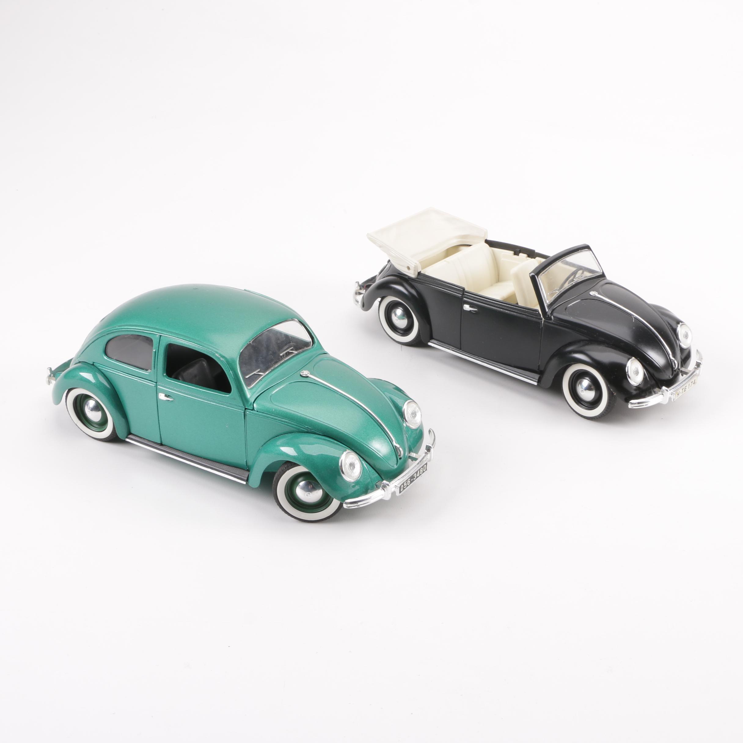 Solido 1949 Coccinelle Volkswagen Die-Cast Cars