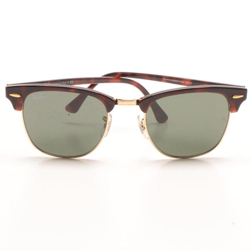 939cf4ff50e Ray-Ban Clubmaster Classic Sun Glasses   EBTH