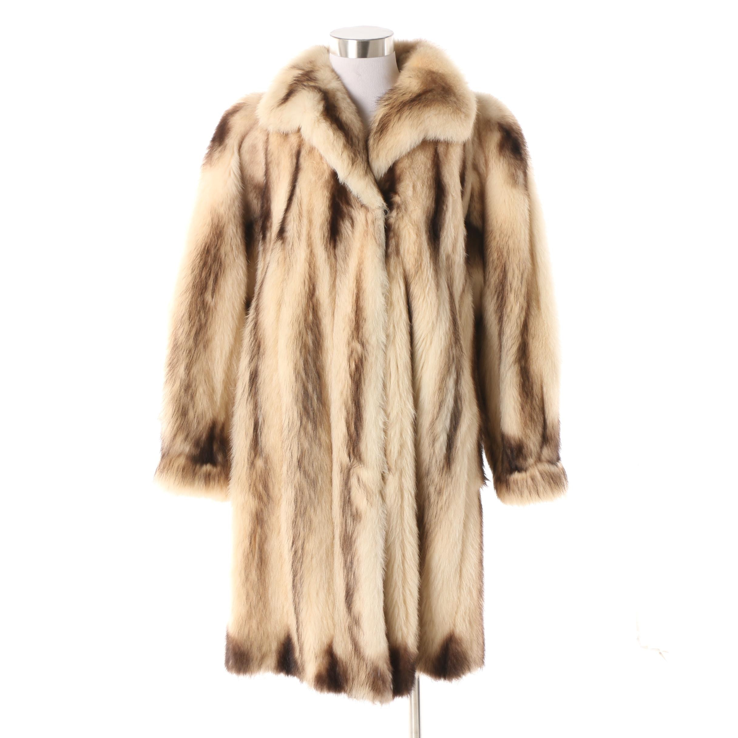 Women's American Fur Mart Fitch Fur Coat