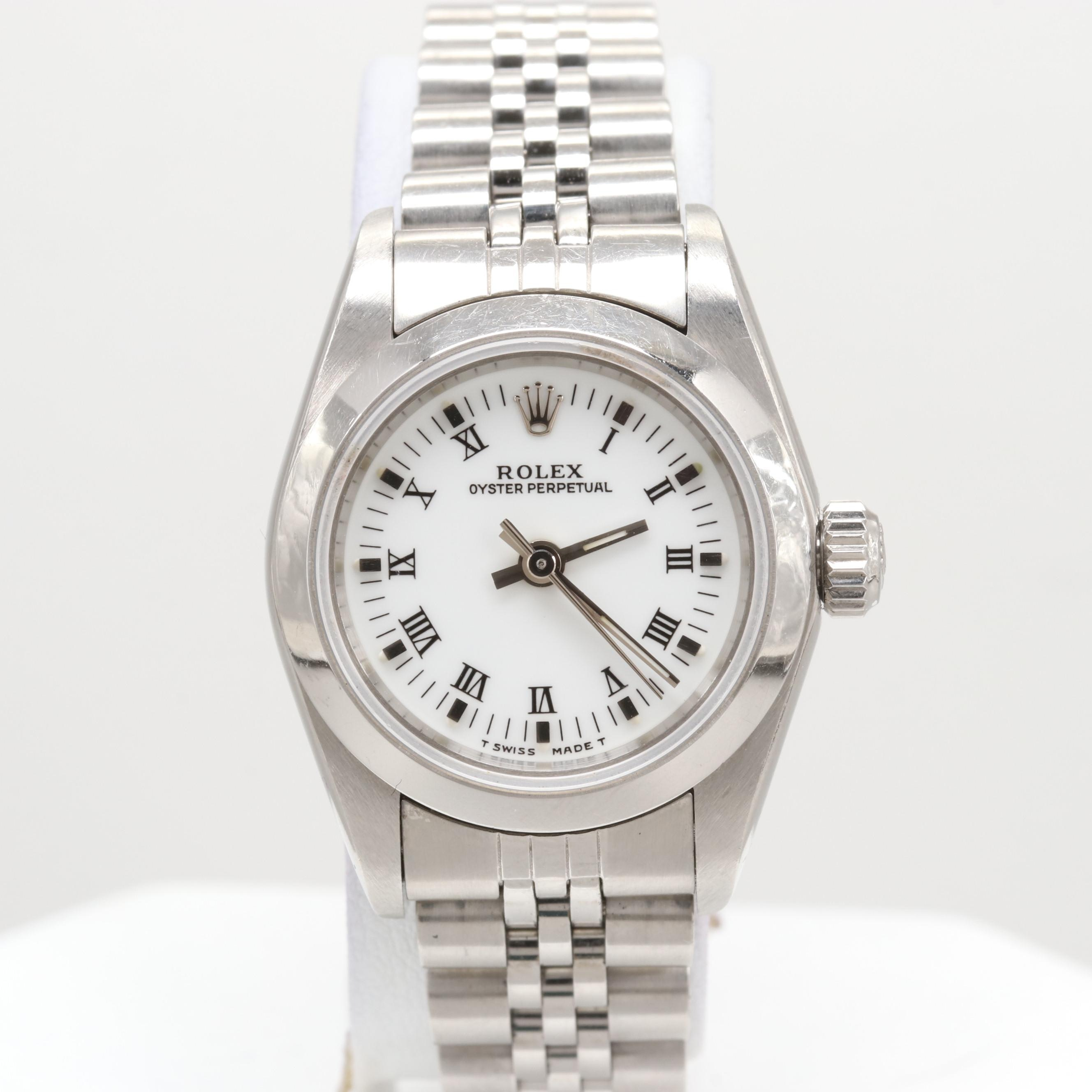 Rolex Oyster Perpetual Automatic Wristwatch, 1995