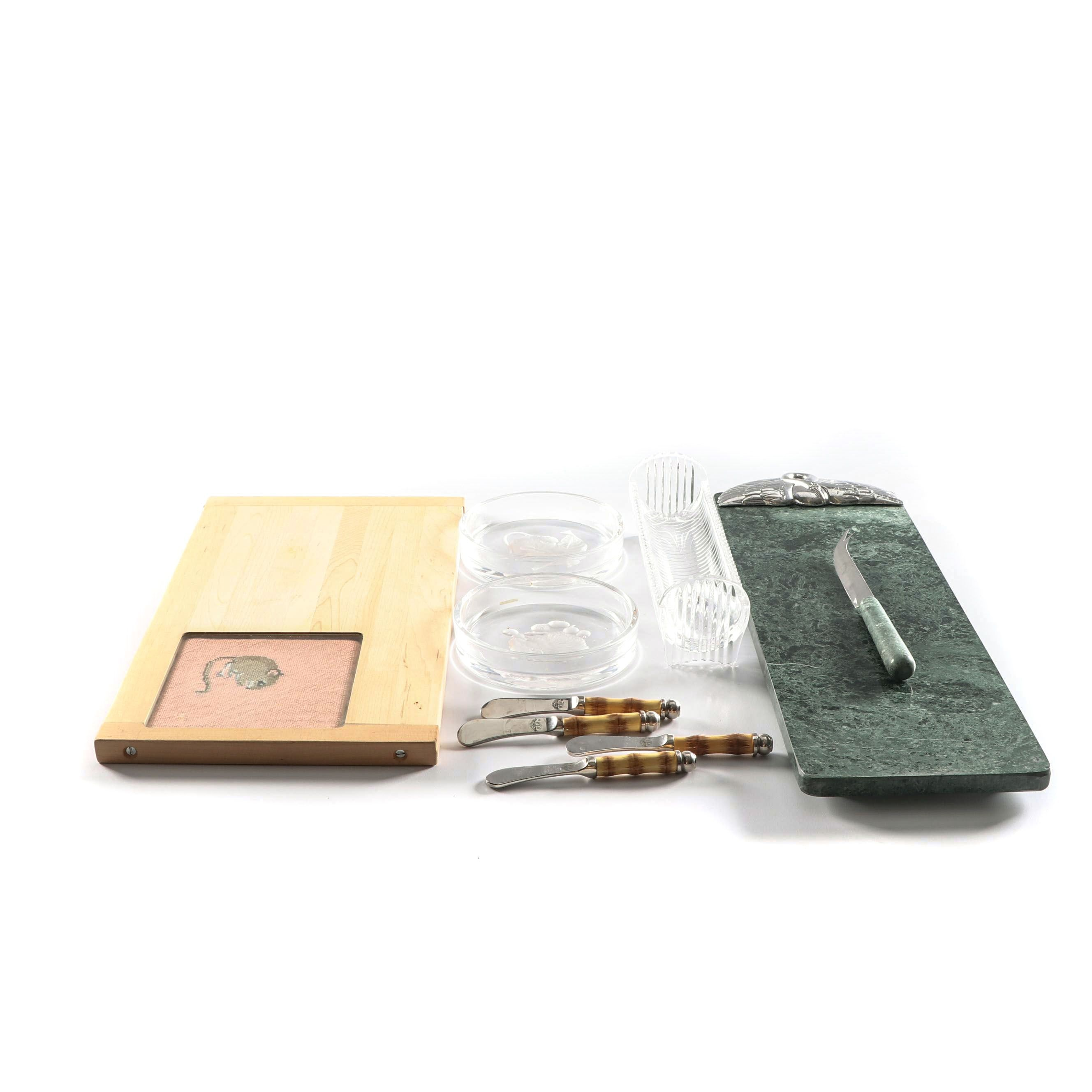 Charcuterie Boards and Accessories