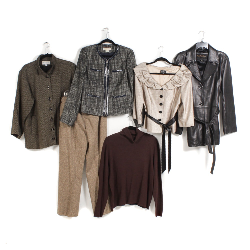 Women's Designer Clothes featuring Henri Bendel and MICHAEL Michael Kors