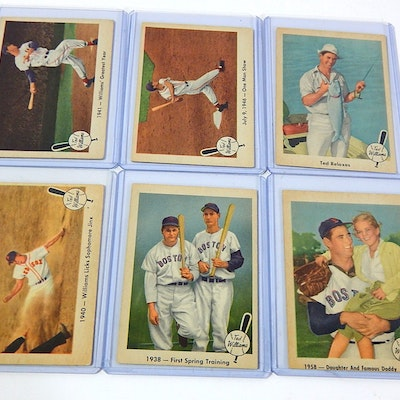 Sports Trading Cards Auctions Vintage Sports Cards For Sale Ebth