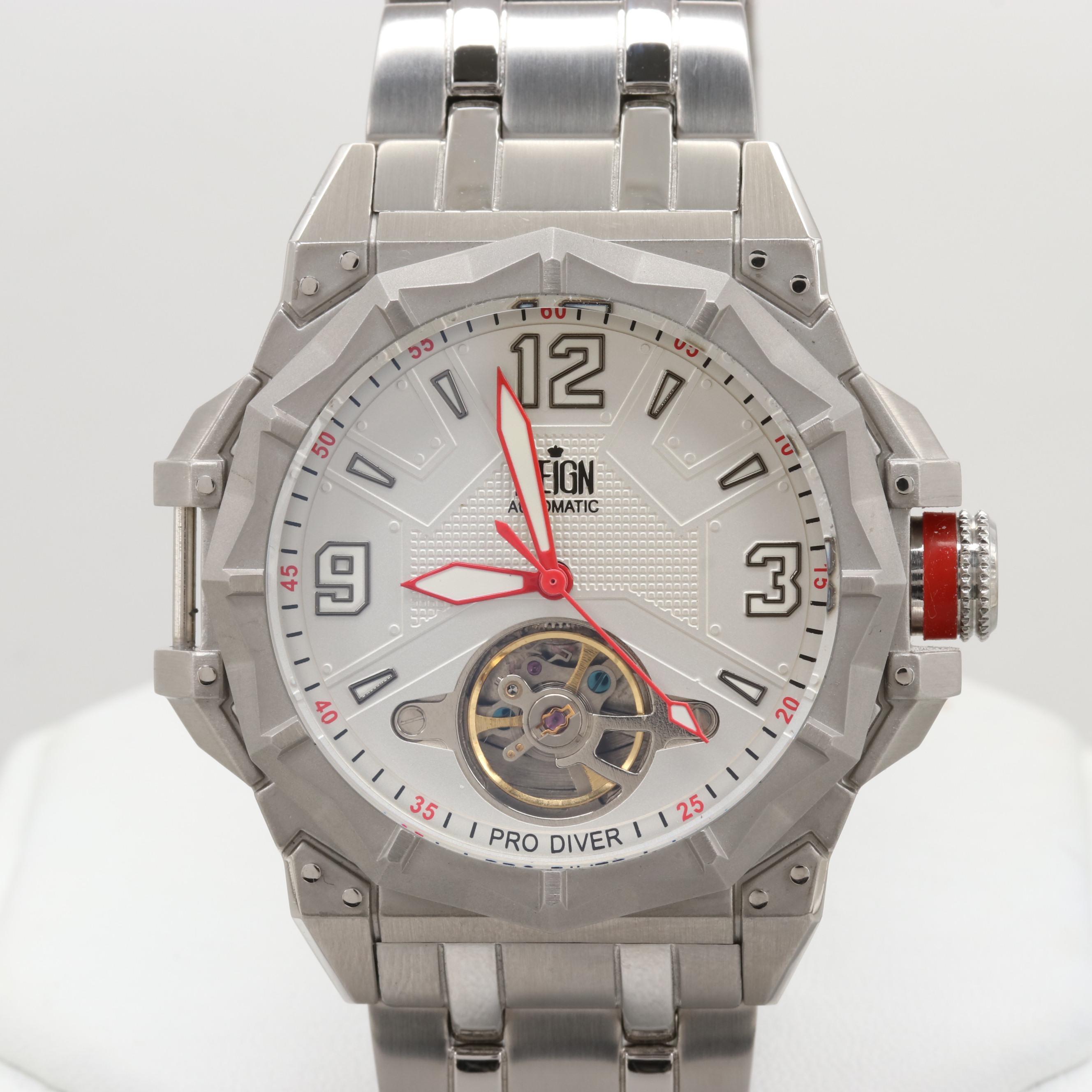 Reign Pro Diver Automatic Wristwatch