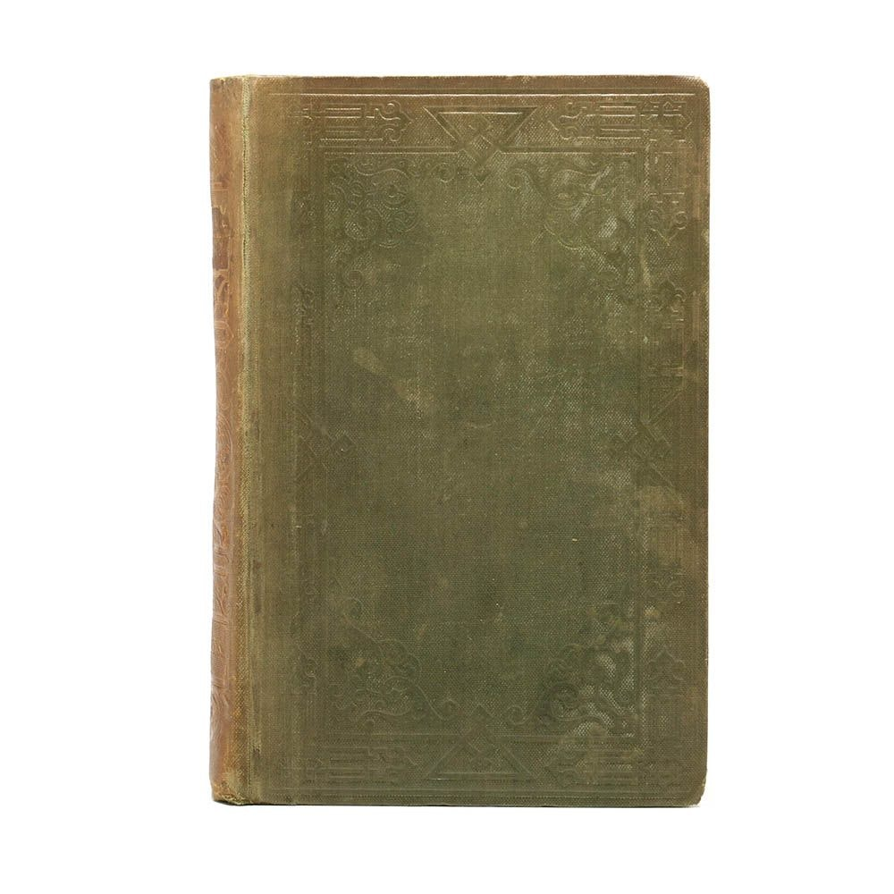 """1848 First Edition """"Dombey and Son"""" by Charles Dickens"""