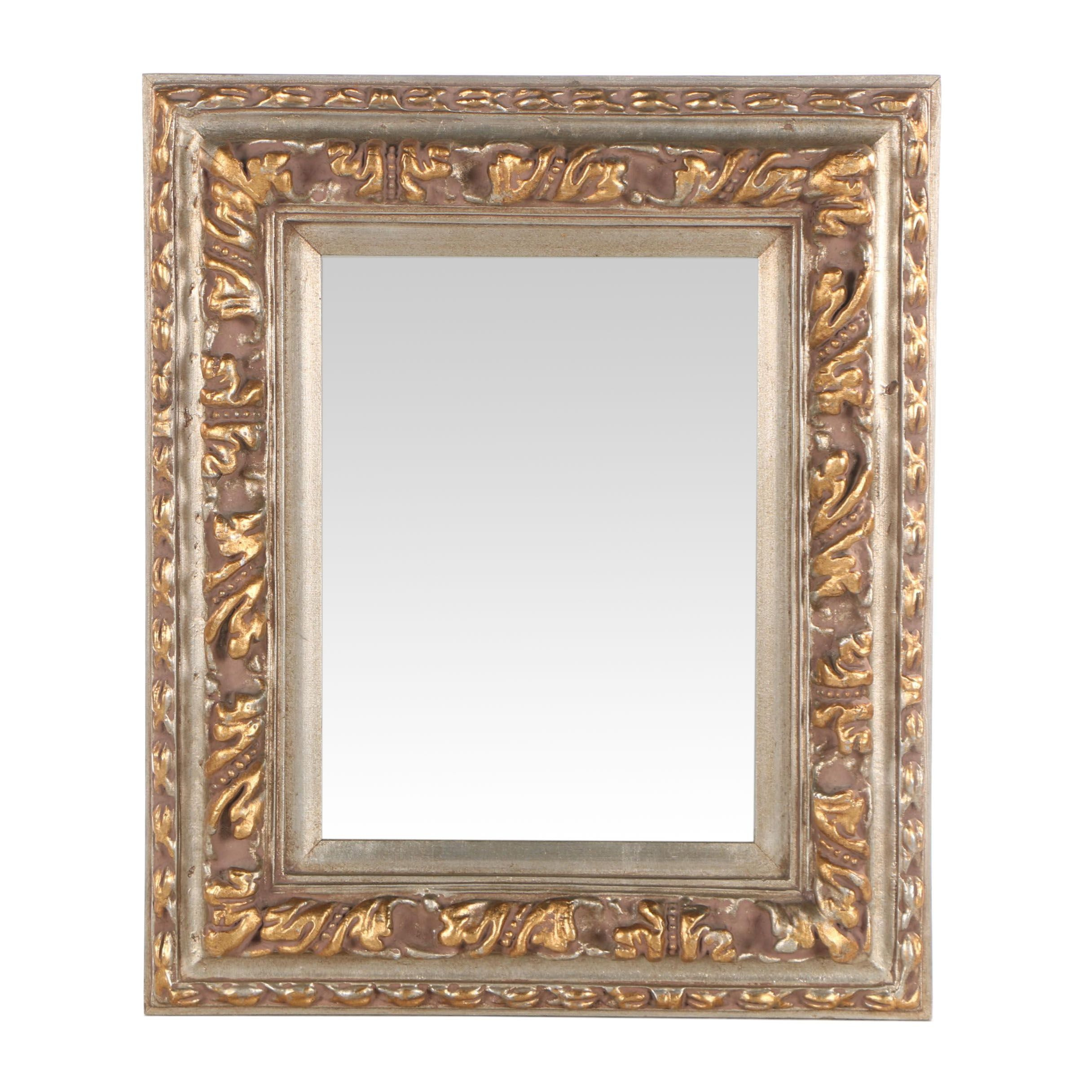 Beveled Glass Decorative Mirror