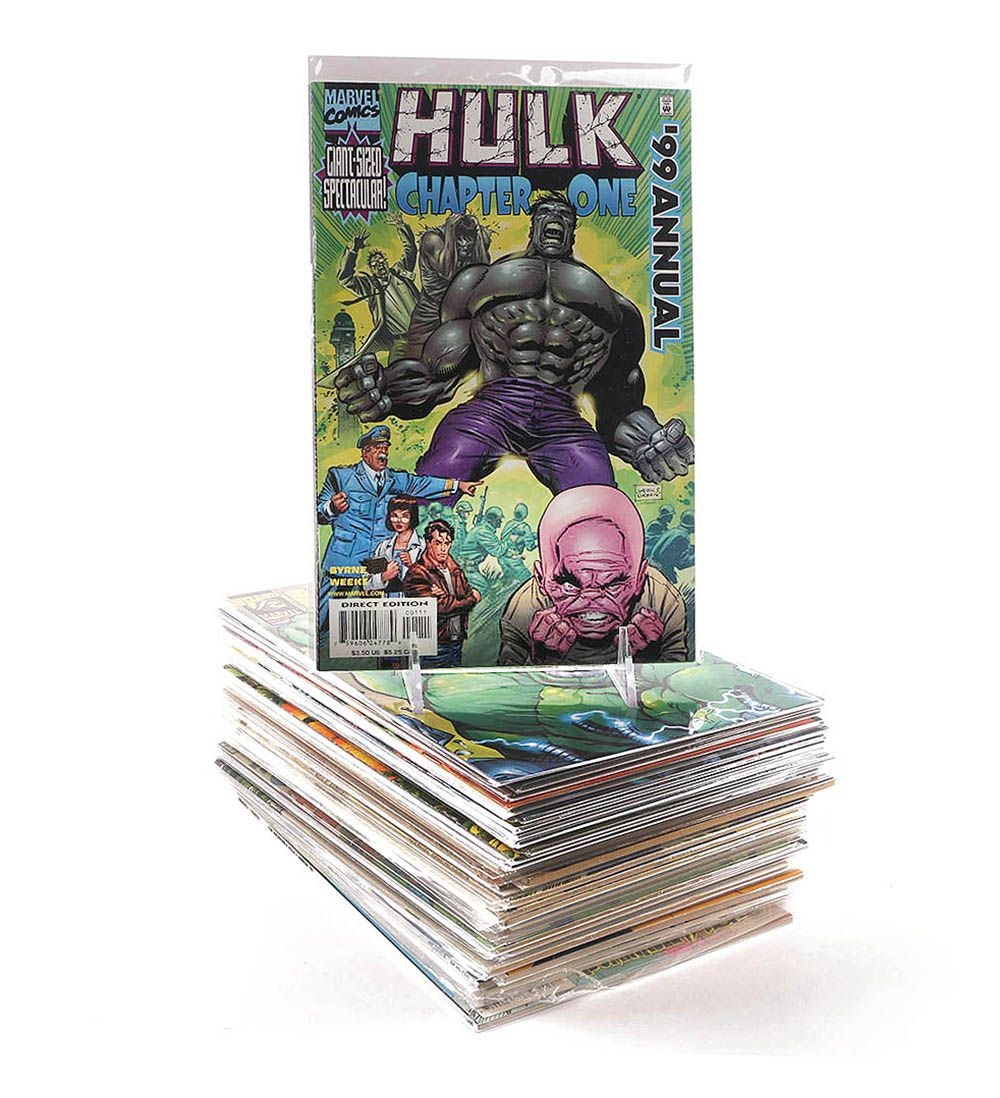 "1969-1999 ""The Incredible Hulk Annual"" Comics and Modern Age Comics"