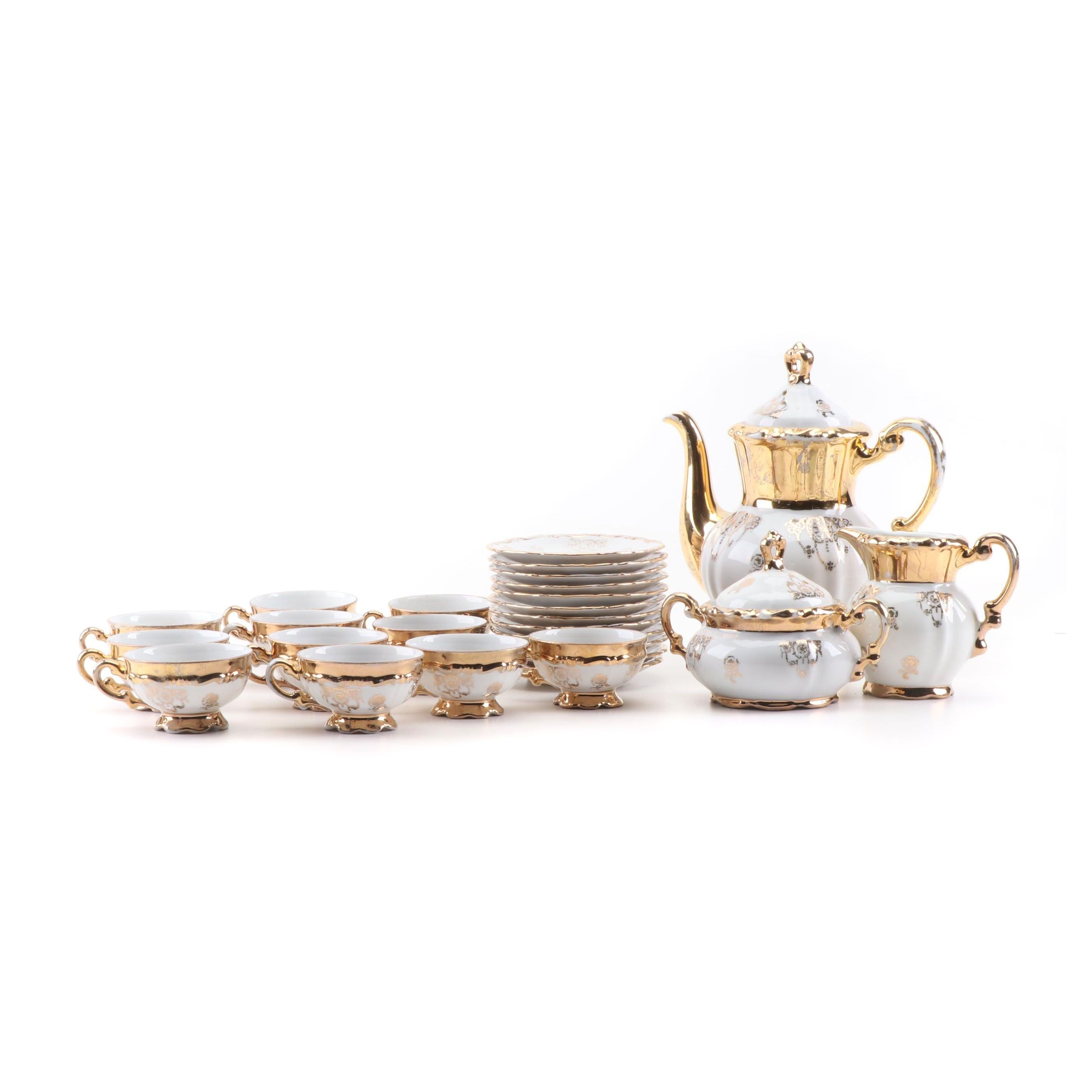 Mitterteich Tea China Set