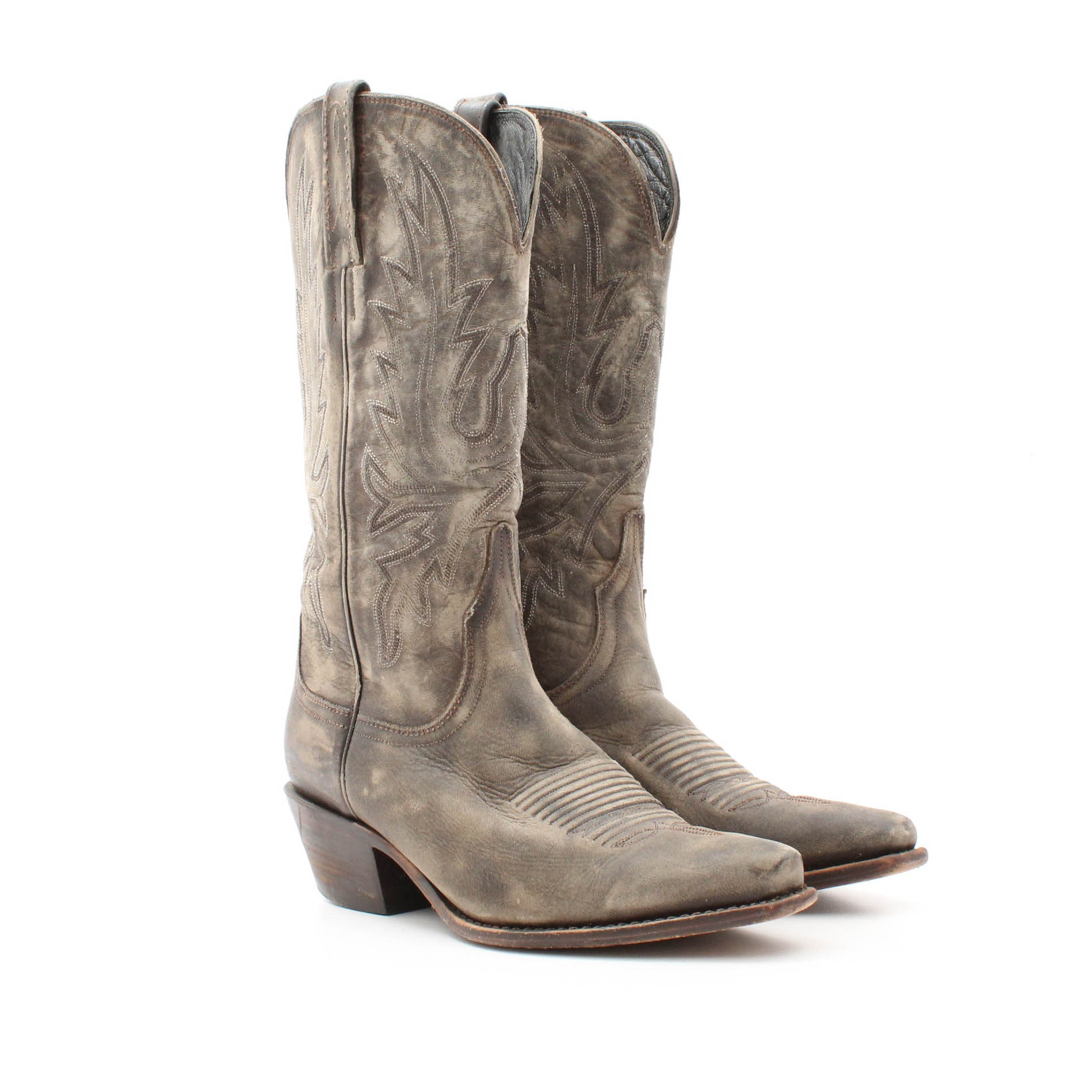 Brazilian Artisan Handcrafted Cowboy Boots From Charlie Horse