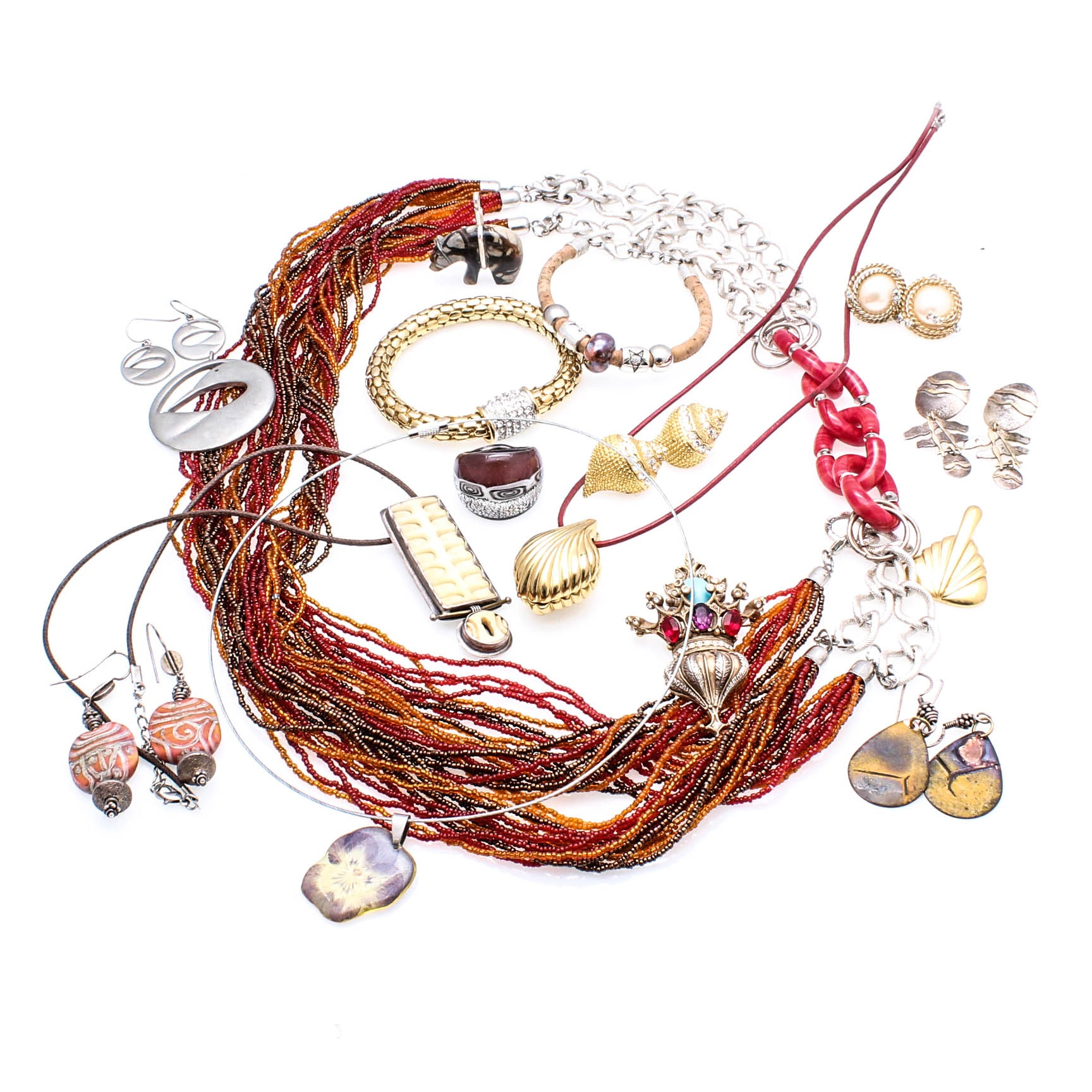 Costume Jewelry Including Joan Rivers, Monet and More