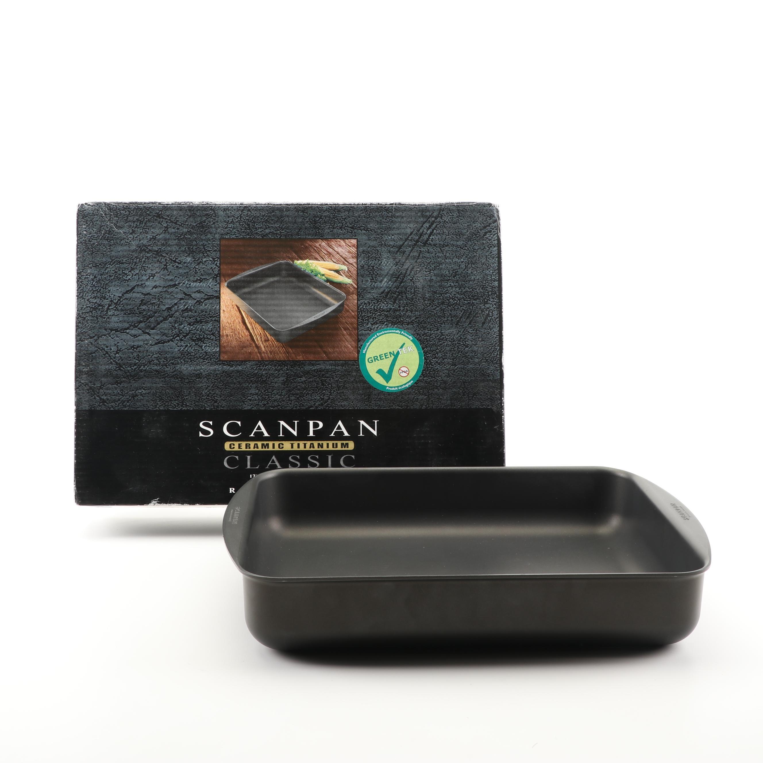 Scanpan Classic Roasting Pan