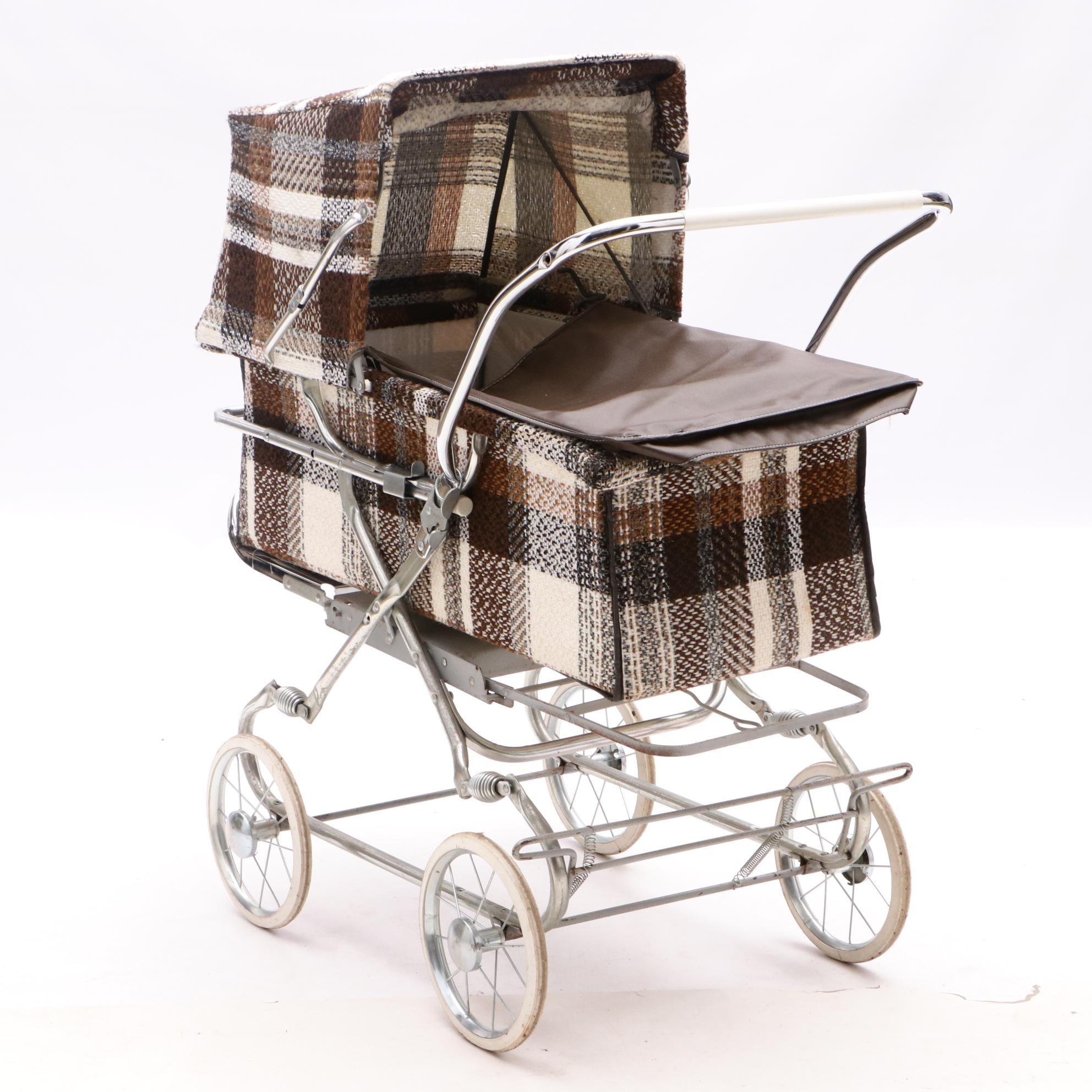 Vintage Three Way Baby Carriage by Bilt Rite Mfg.