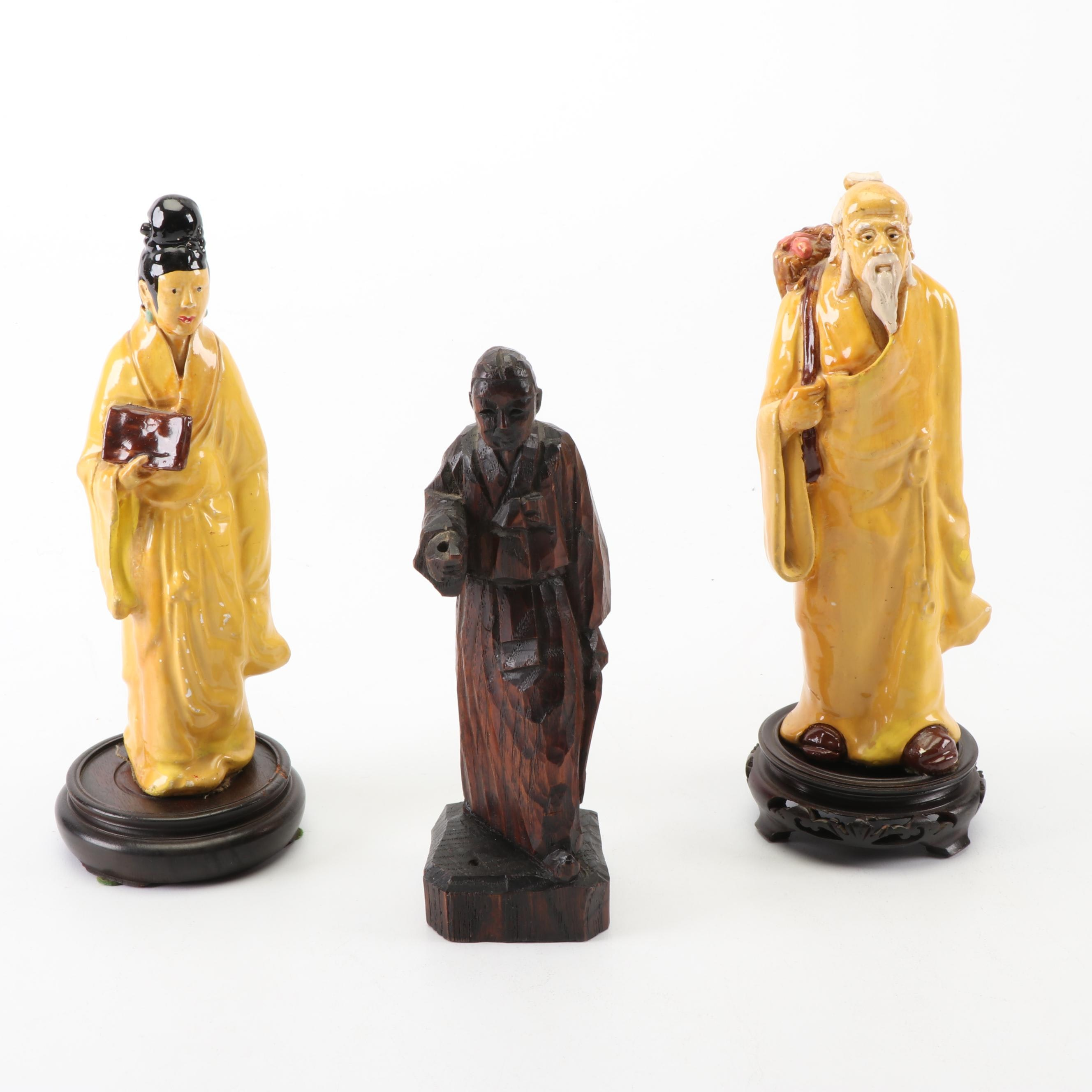 East Asian Figurines