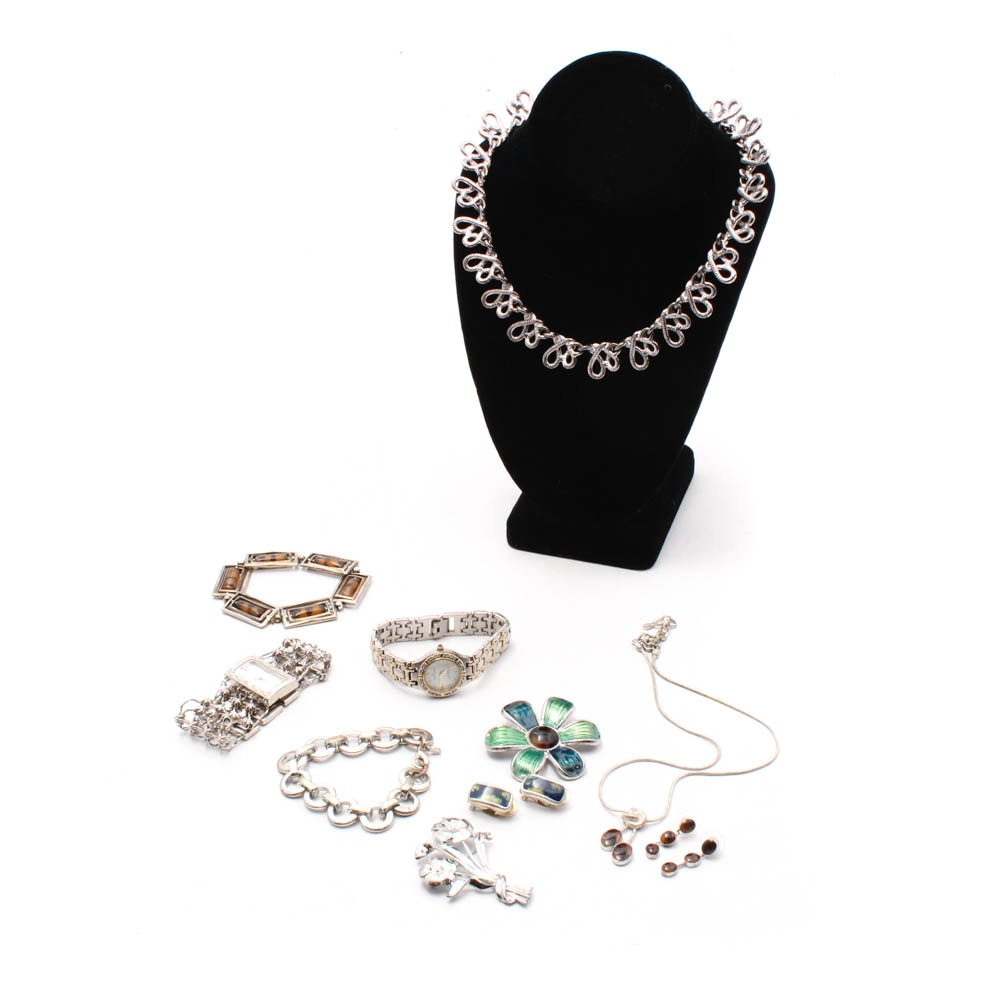 Anne Klein Costume Jewelry