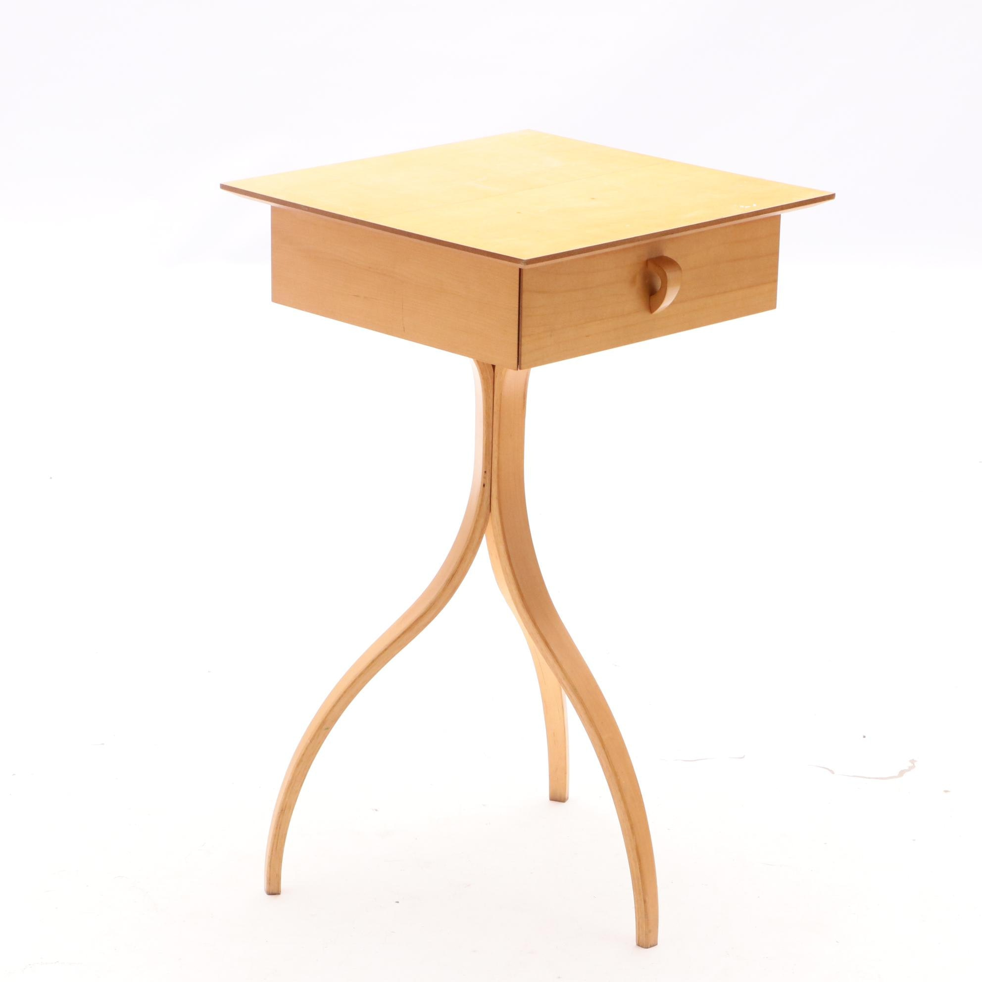 """Thomas Stender """"Modulus"""" Accent Table"""