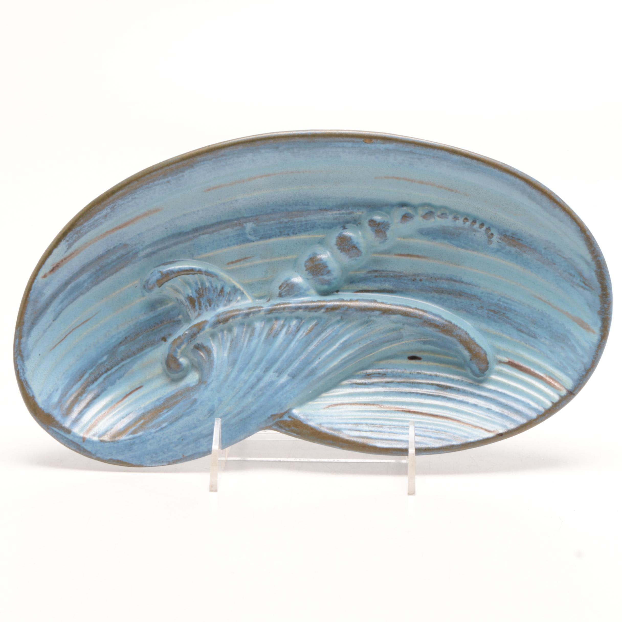 Haeger Art Deco Style Ash Receiver