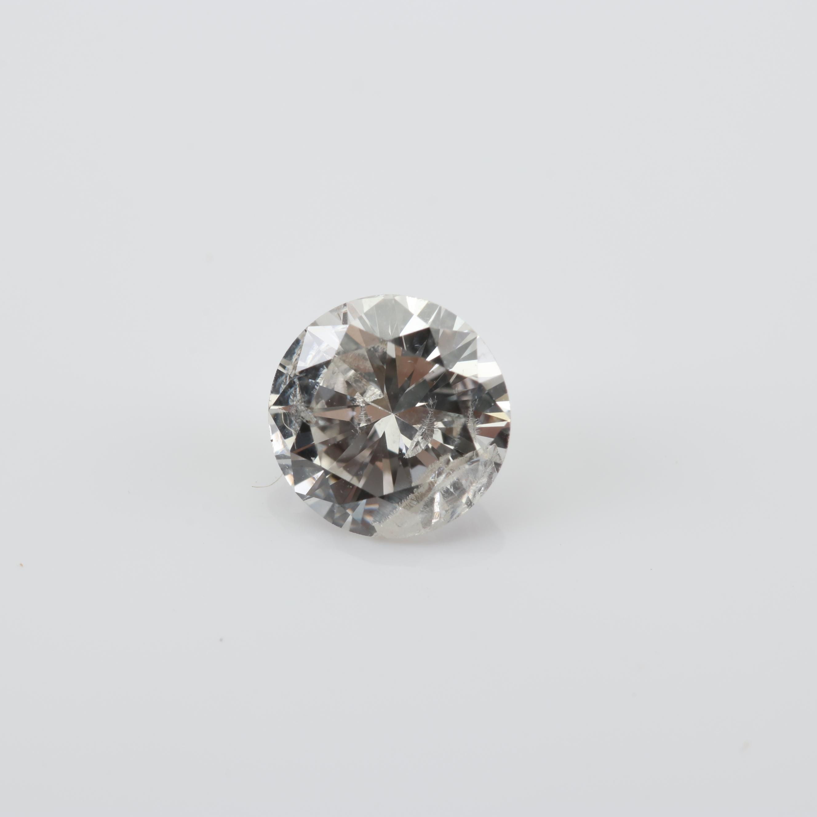 Loose 0.51 CT Diamond