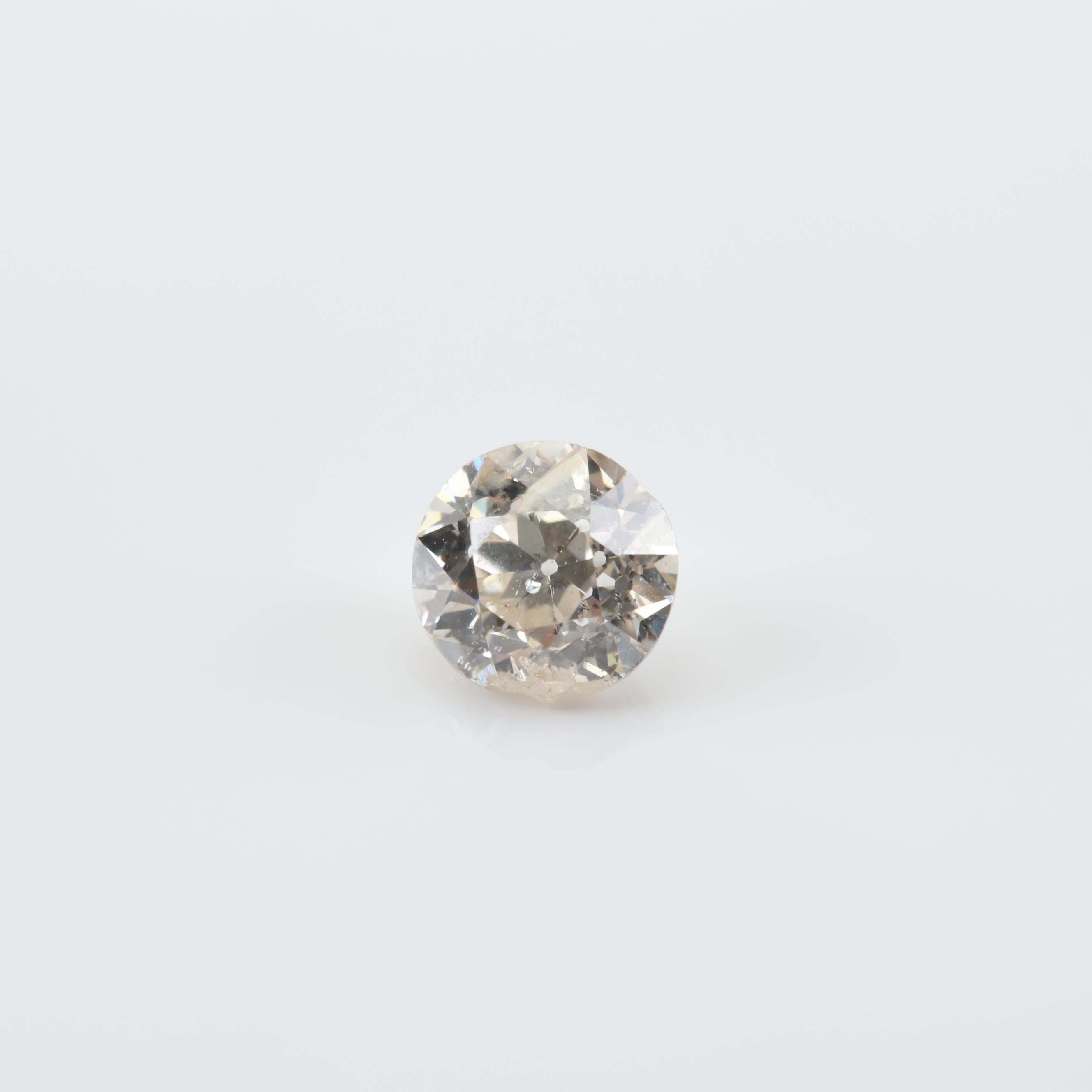 Loose 0.41 CT Diamond