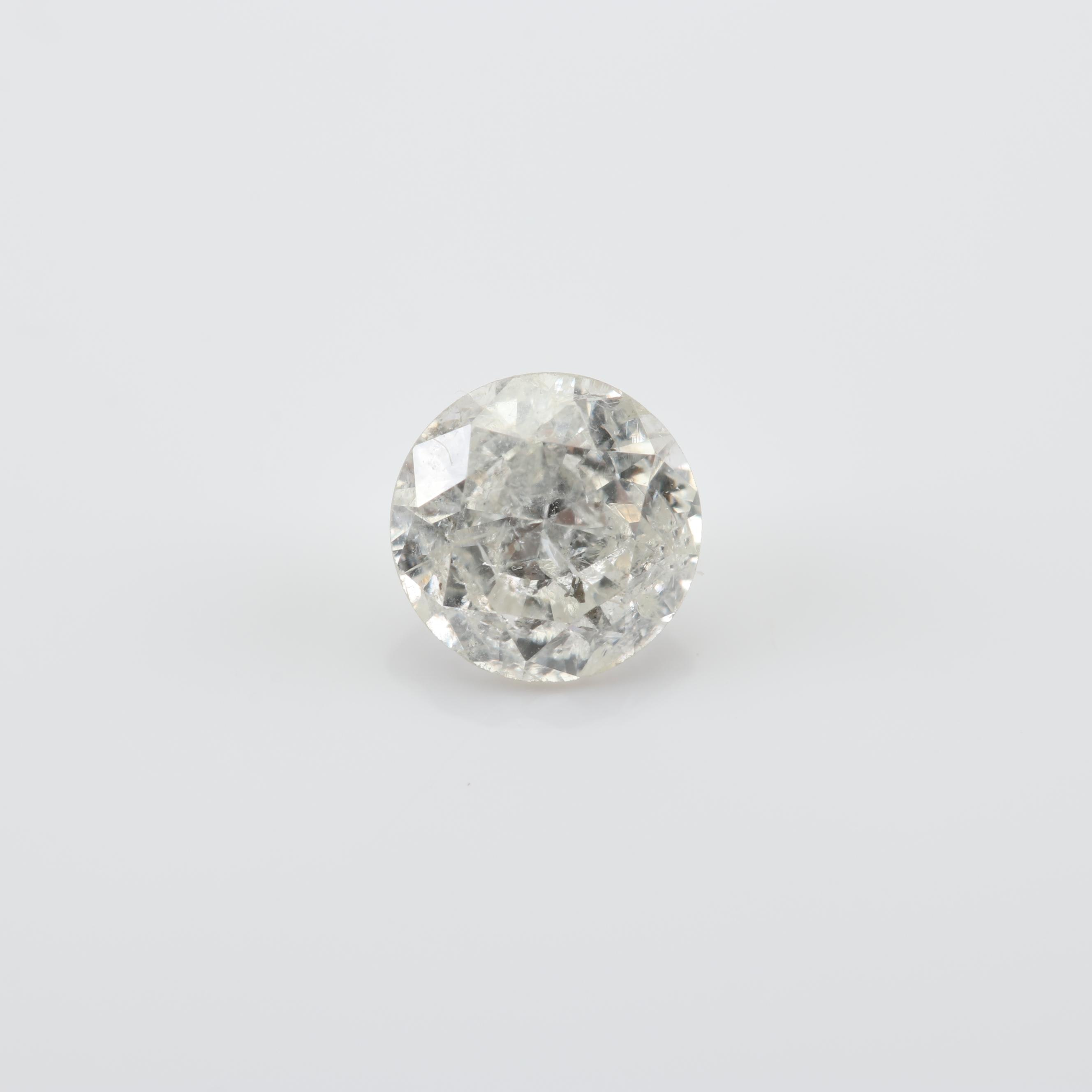 Loose 0.32 CT Diamond