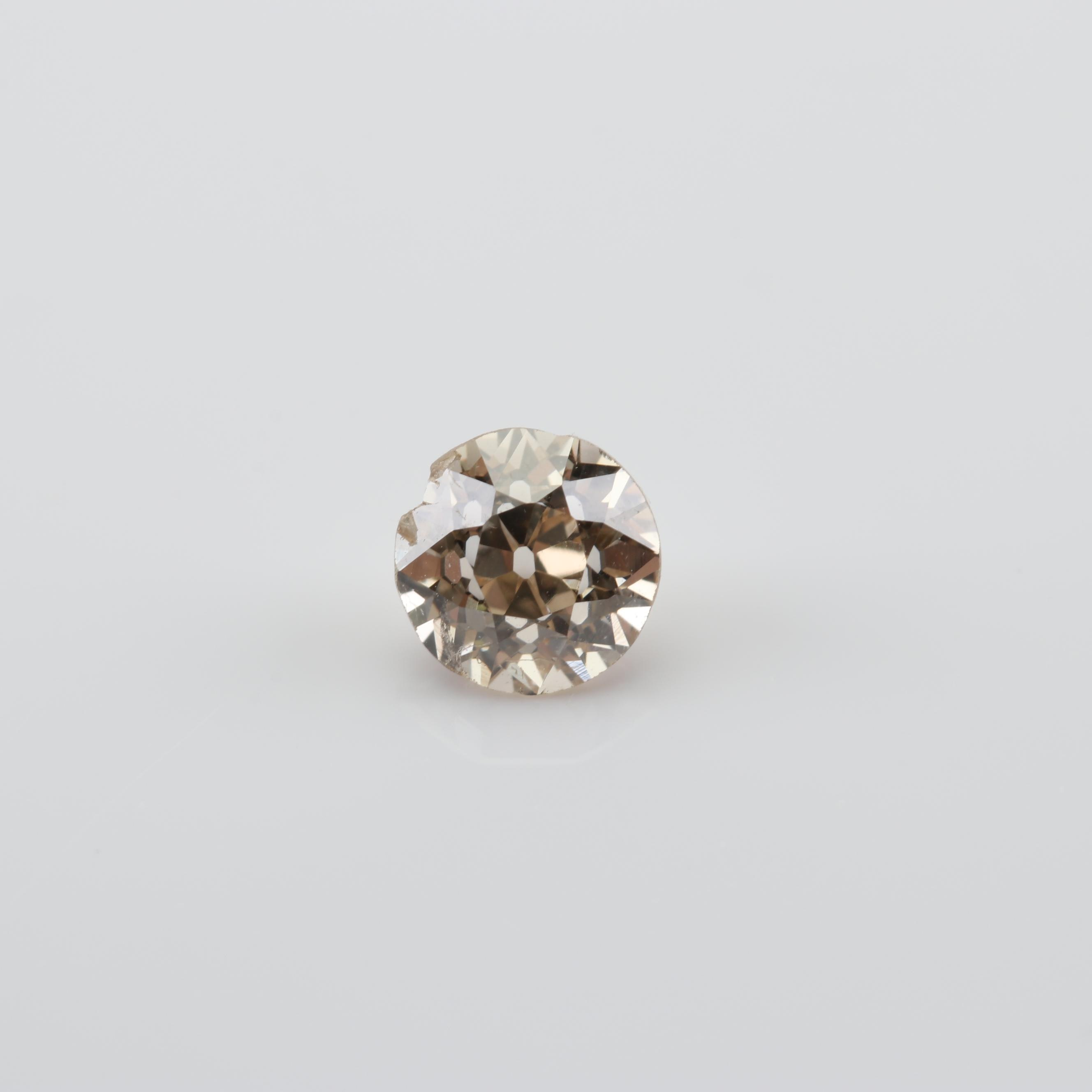 Loose 0.38 CT Diamond