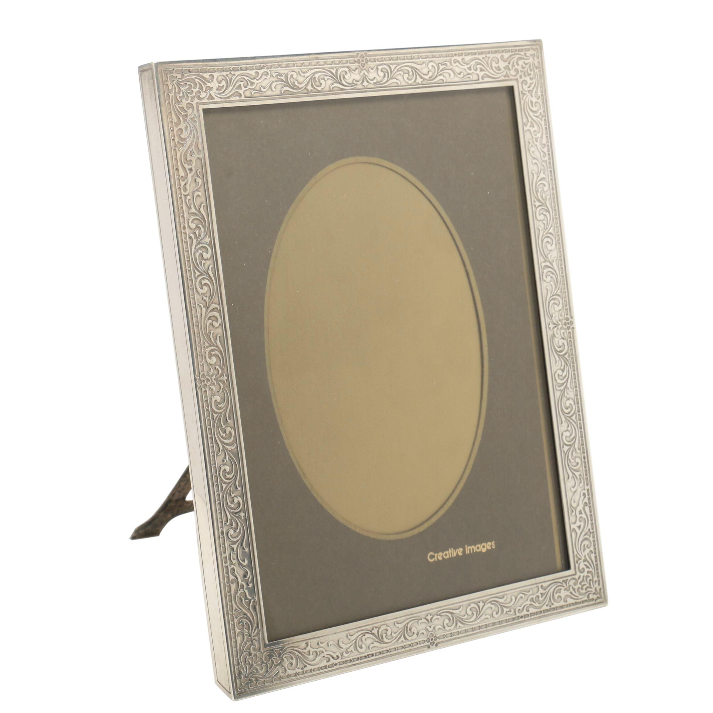 Tiffany Co Sterling Silver Easel Back Frame Ebth