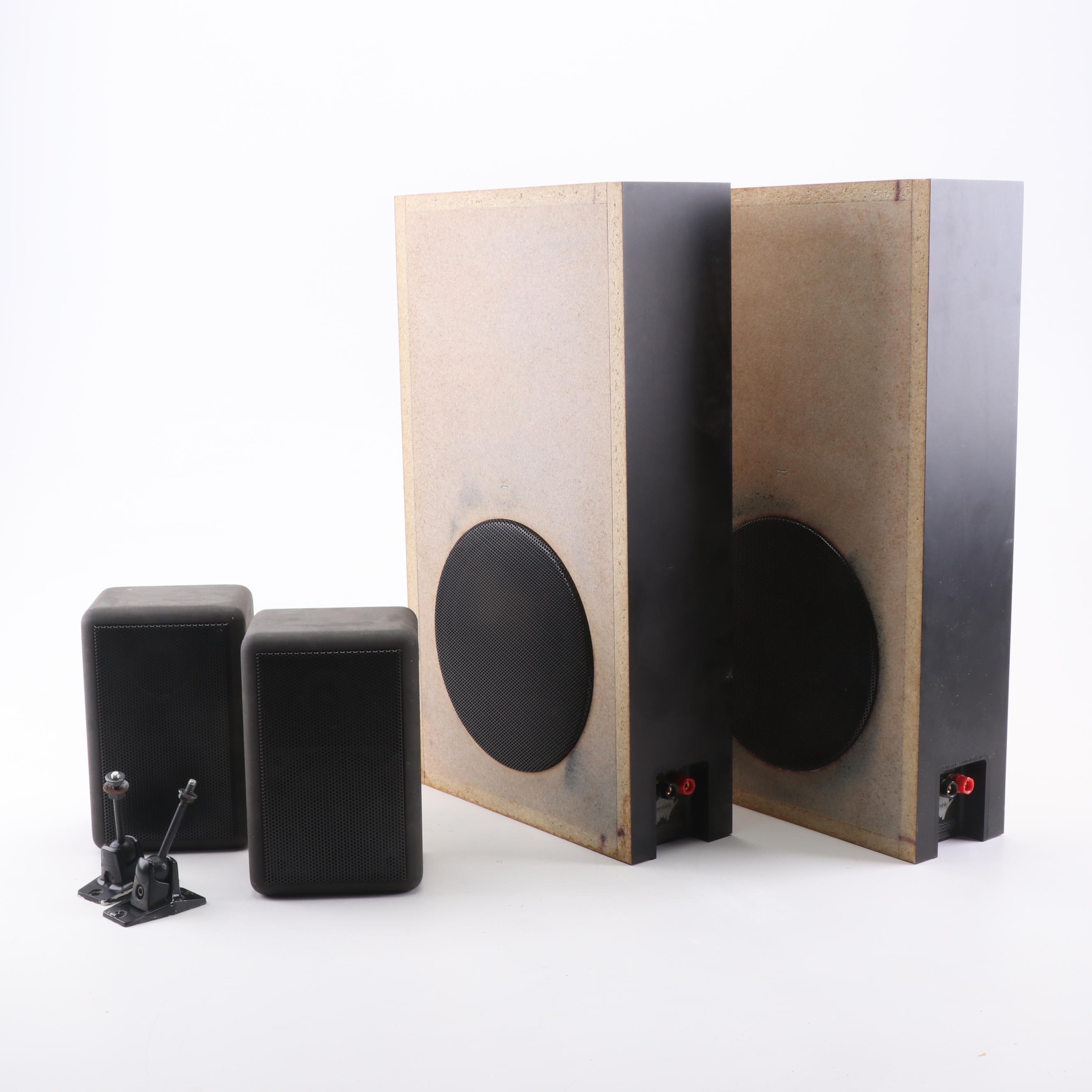 Ensemble By Henry Kloss Speakers