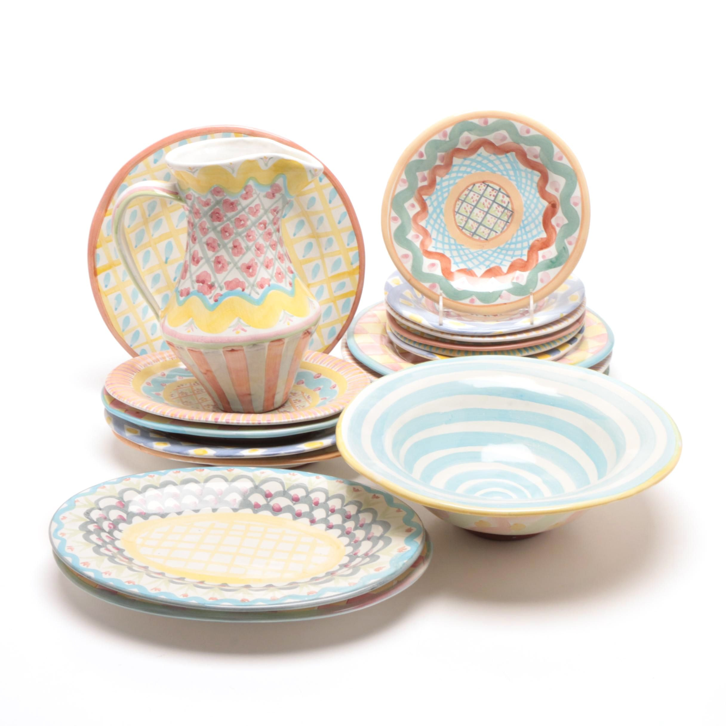 Mackenzie Child Assorted Dinnerware