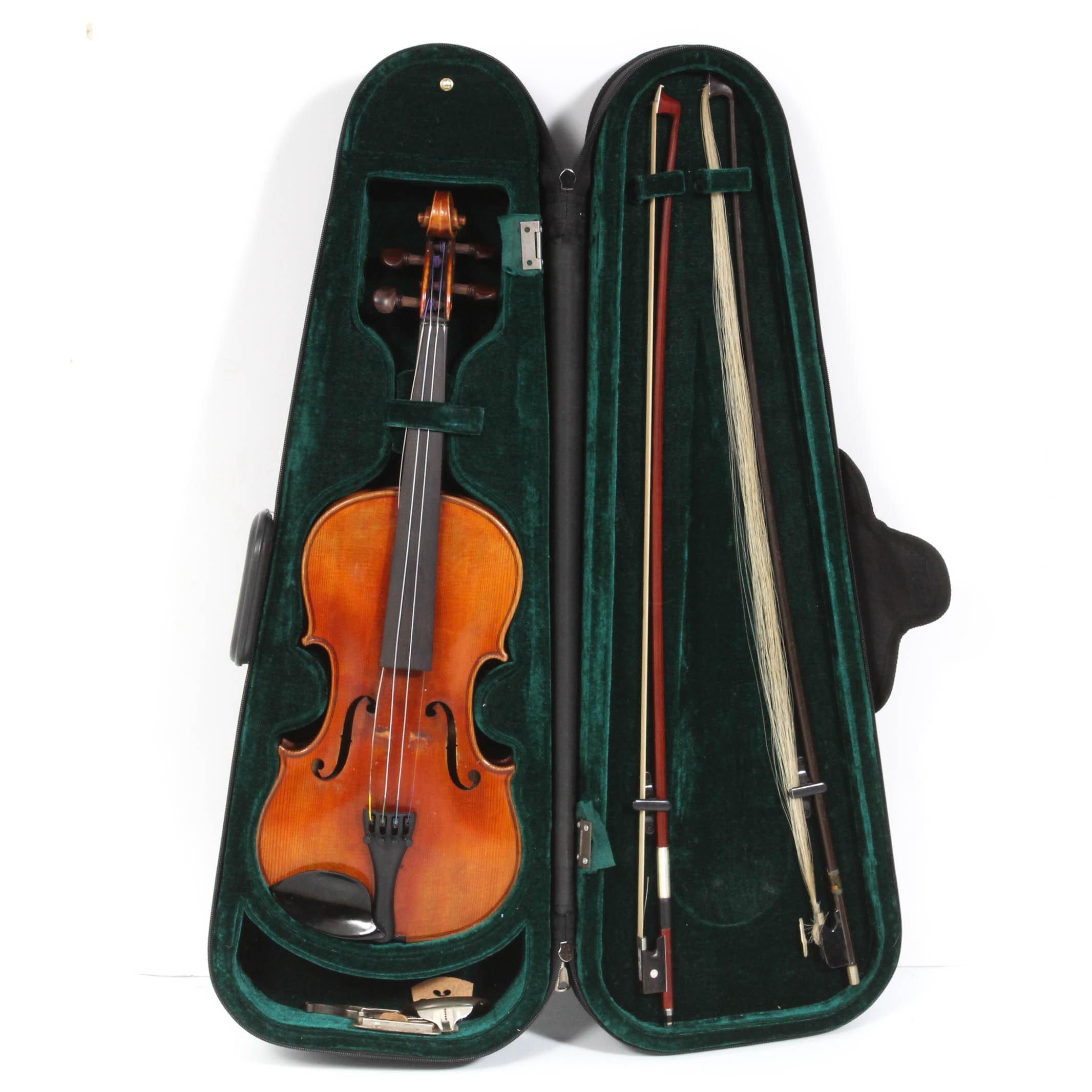 Reproduction Stradivarius Violin