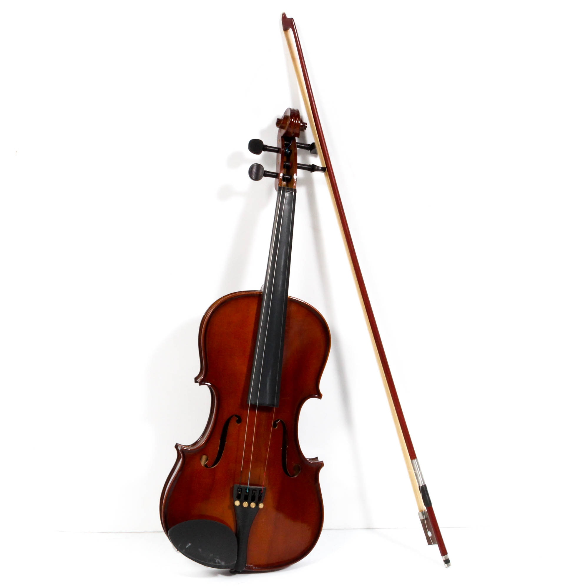 Hand-Crafted Palatino VN-350 Violin with Case