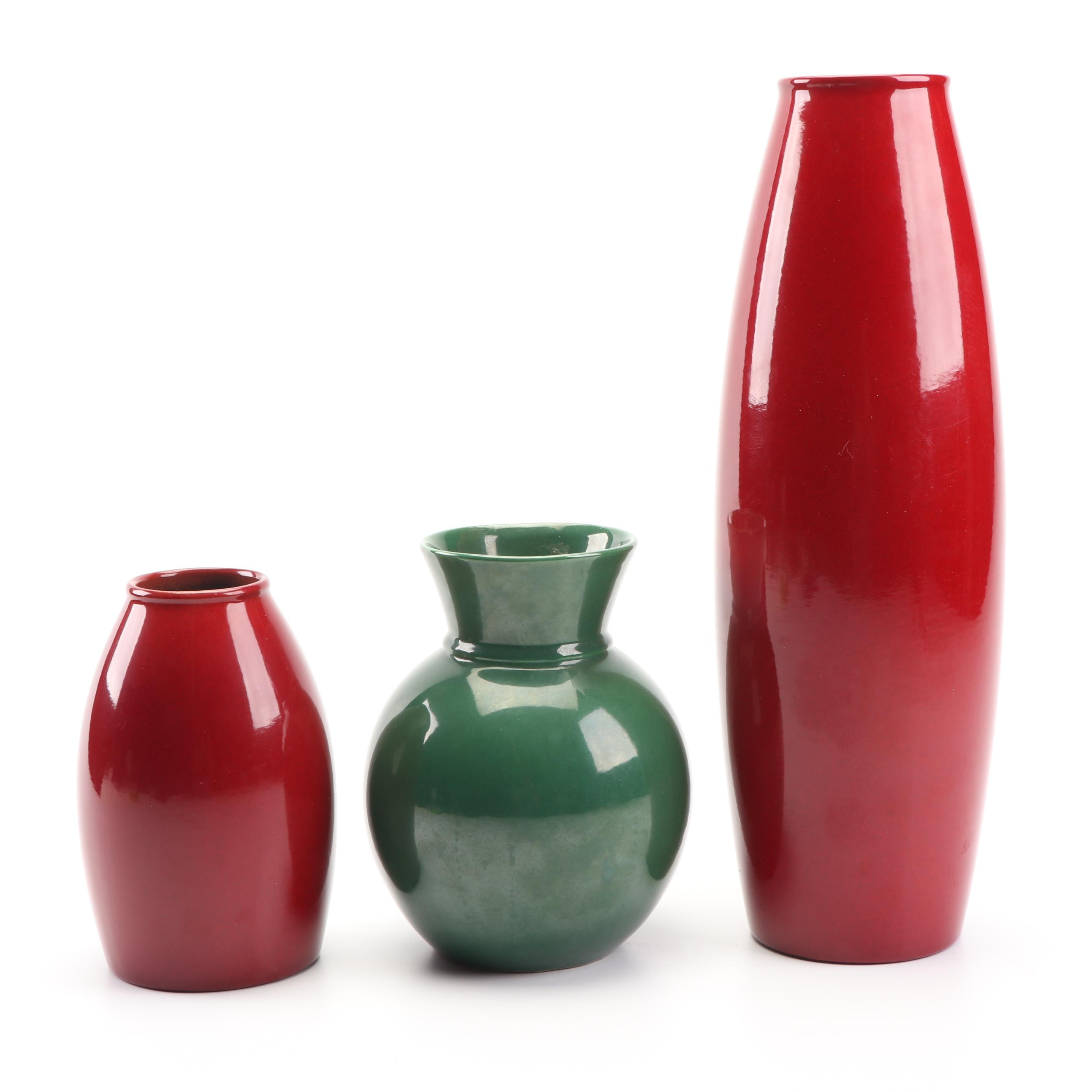 Scheurich German Ceramic Vases